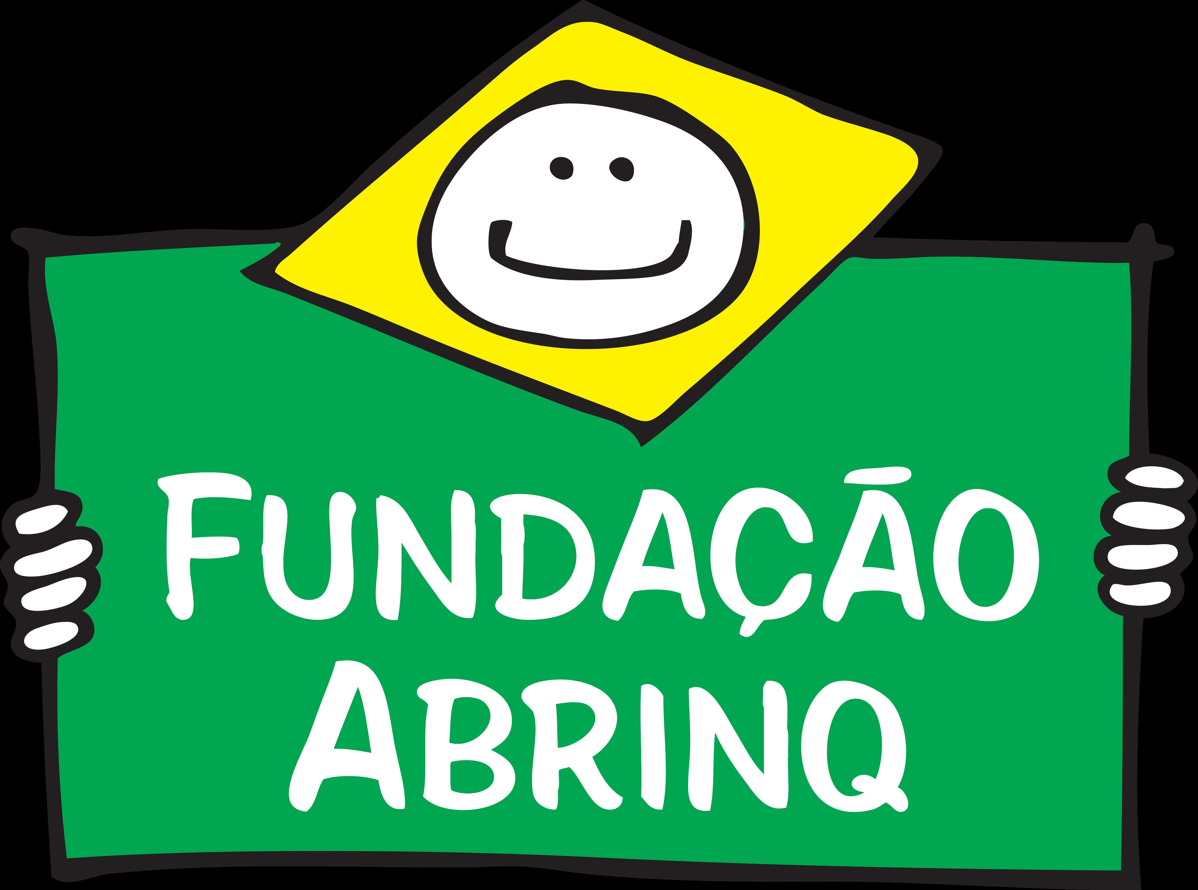 Fundação ABRINQ Logo.