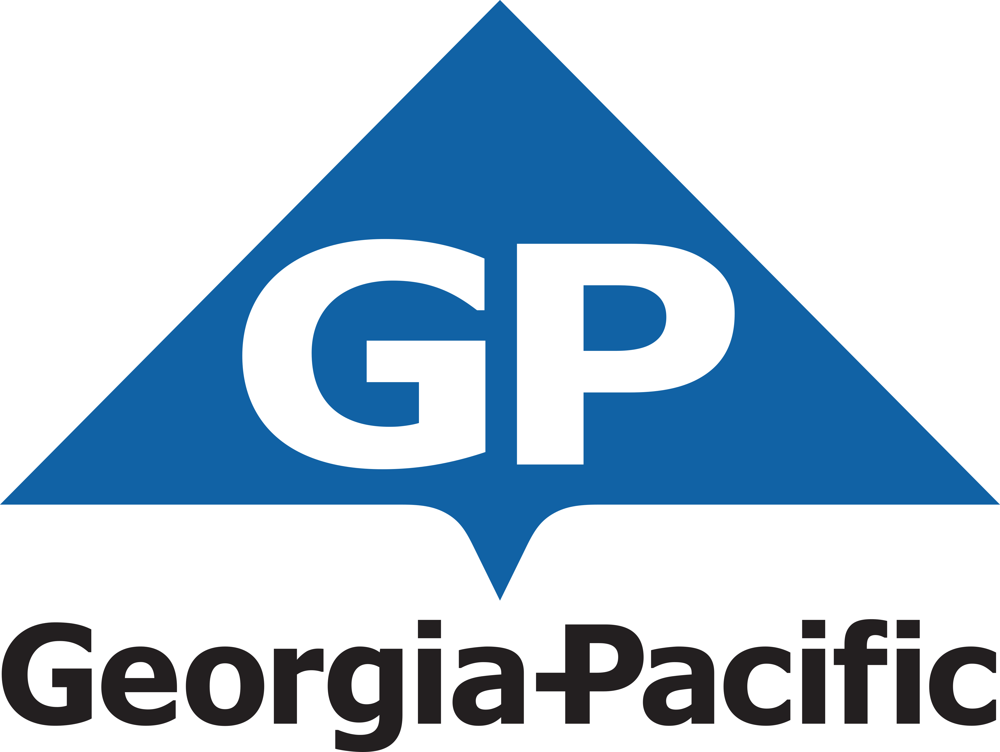georgia pacific logo 1 - Georgia-Pacific Logo