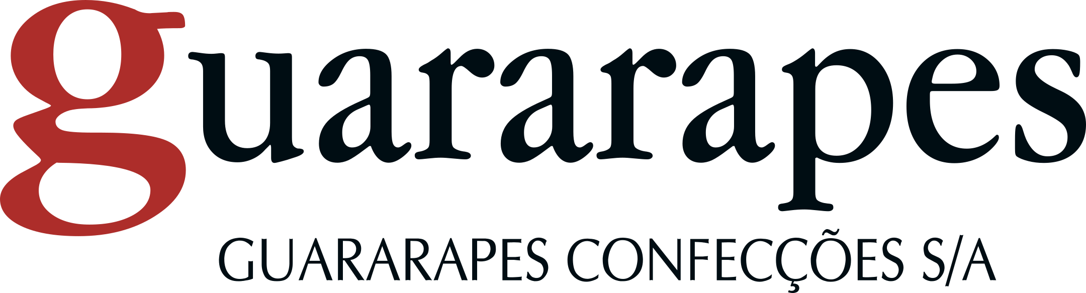 grupo guararapes logo 1 - Grupo Guararapes Confecções Logo