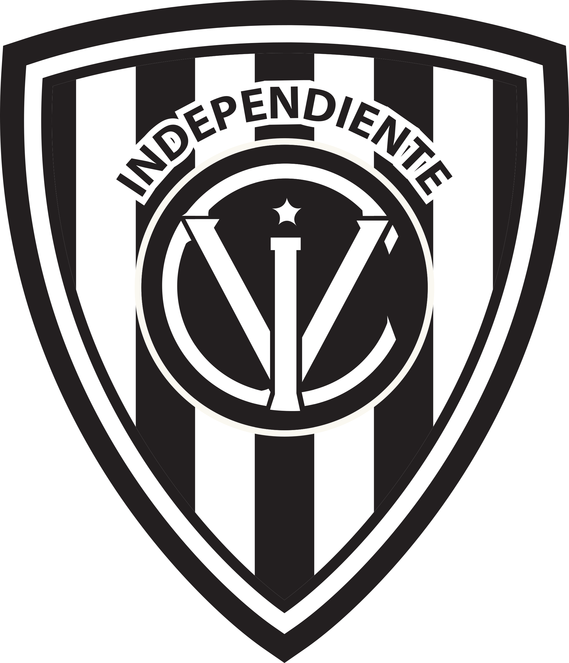 independiente del valle logo 1 - Independiente del Valle Logo – Escudo