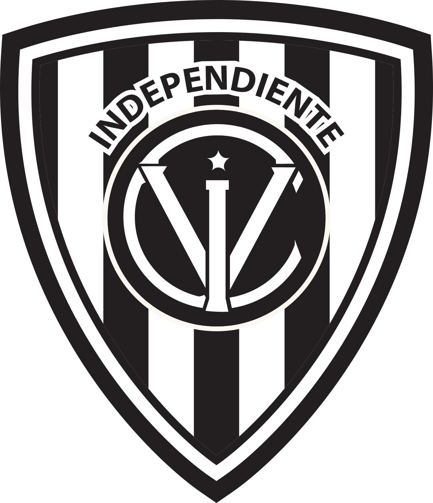 independiente del valle logo 2 - Independiente del Valle Logo – Escudo
