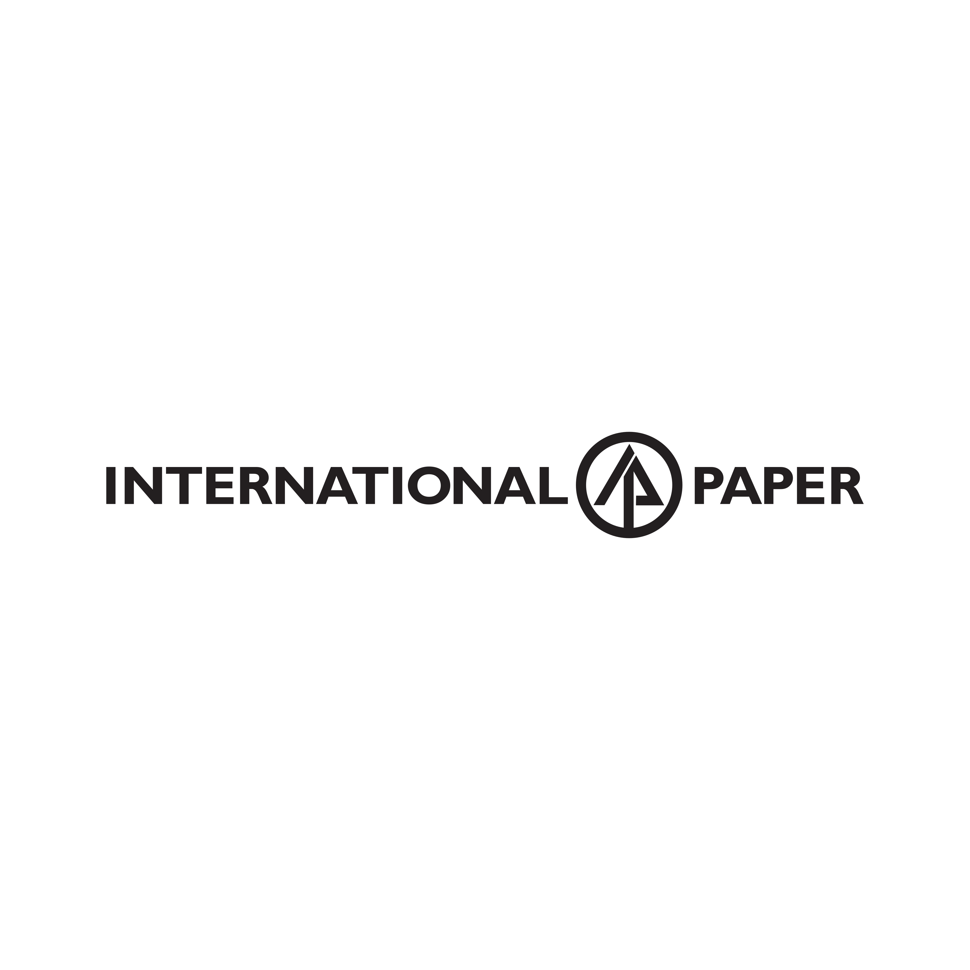 international paper logo 0 - International Paper Logo