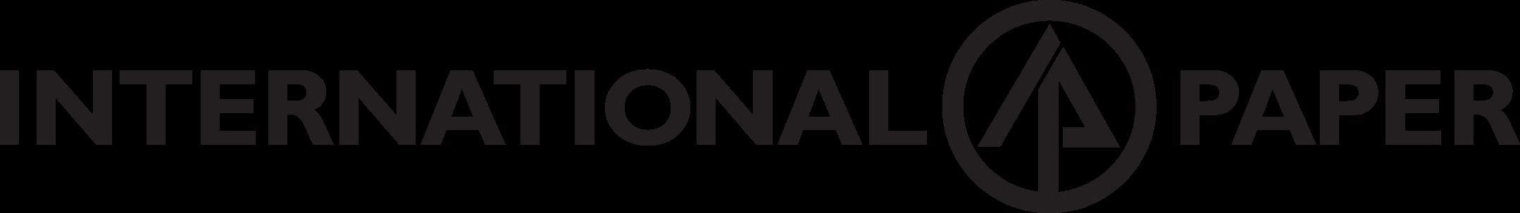 international paper logo 1 - International Paper Logo