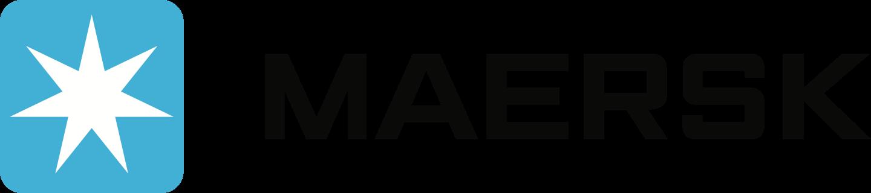 maersk logo 2 - Maersk Logo