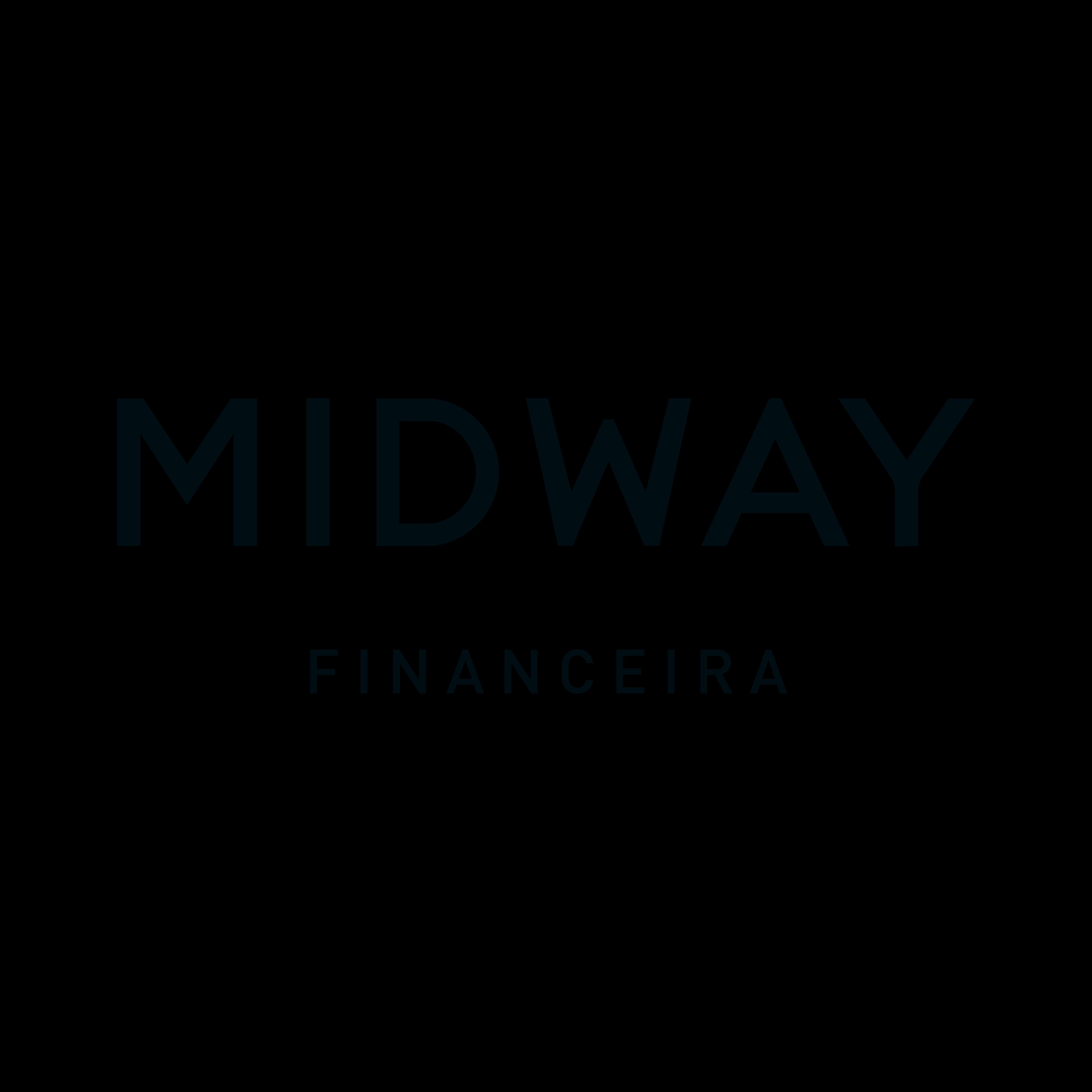 midway financeira logo 0 - Midway Financeira Logo