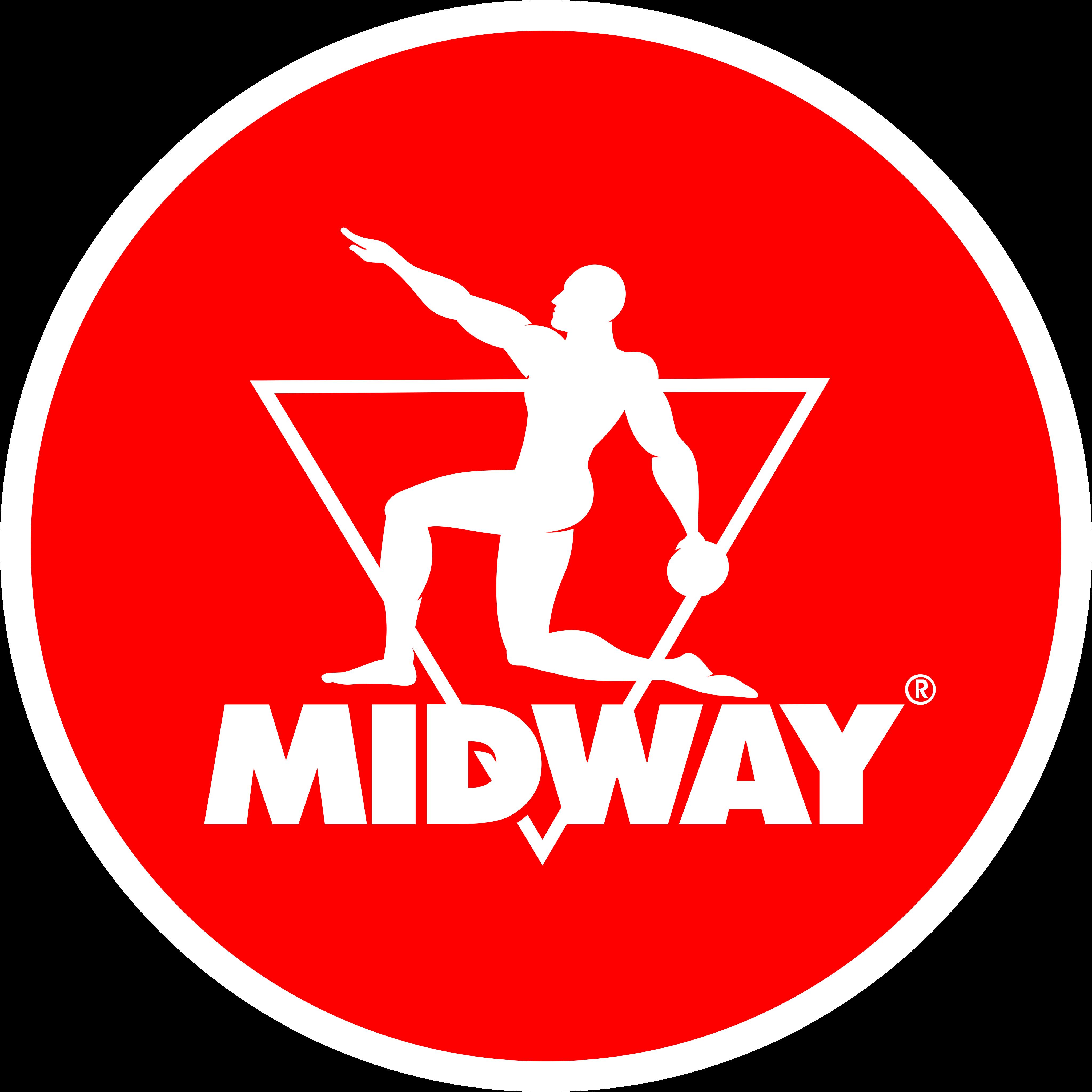 Midway Suplementos Logo.