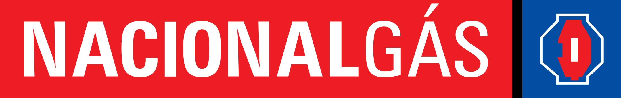 nacional gas logo 1 - Nacional Gás Logo