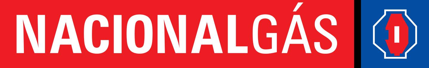nacional gas logo 2 - Nacional Gás Logo