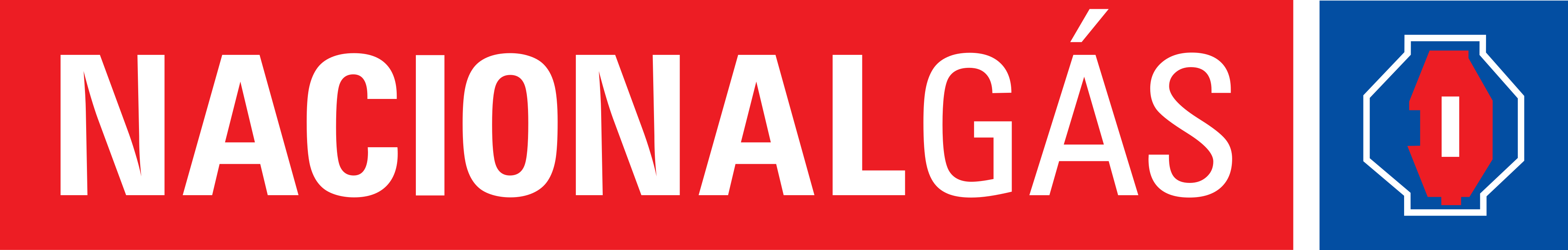 nacional gas logo - Nacional Gás Logo