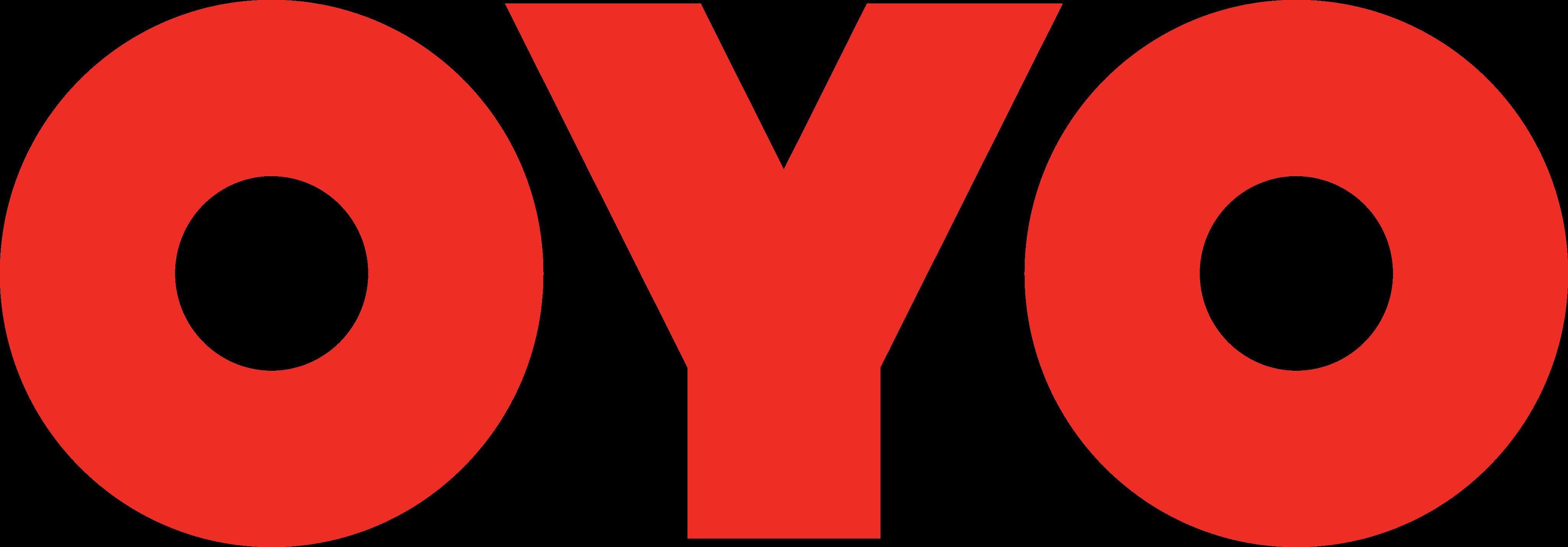oyo logo 1 - OYO Logo