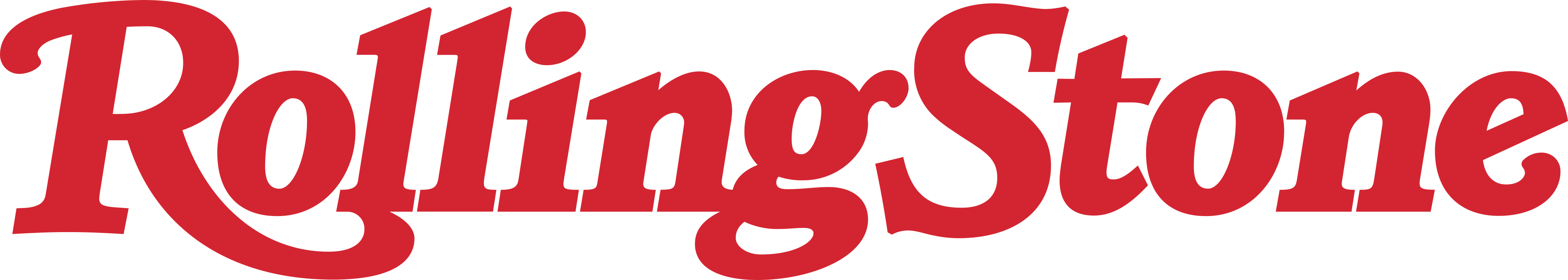 Rolling Stone Logo.