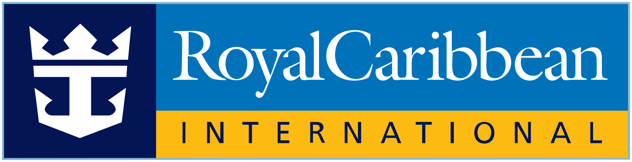 royal caribbean logo 1 - Royal Caribbean Logo