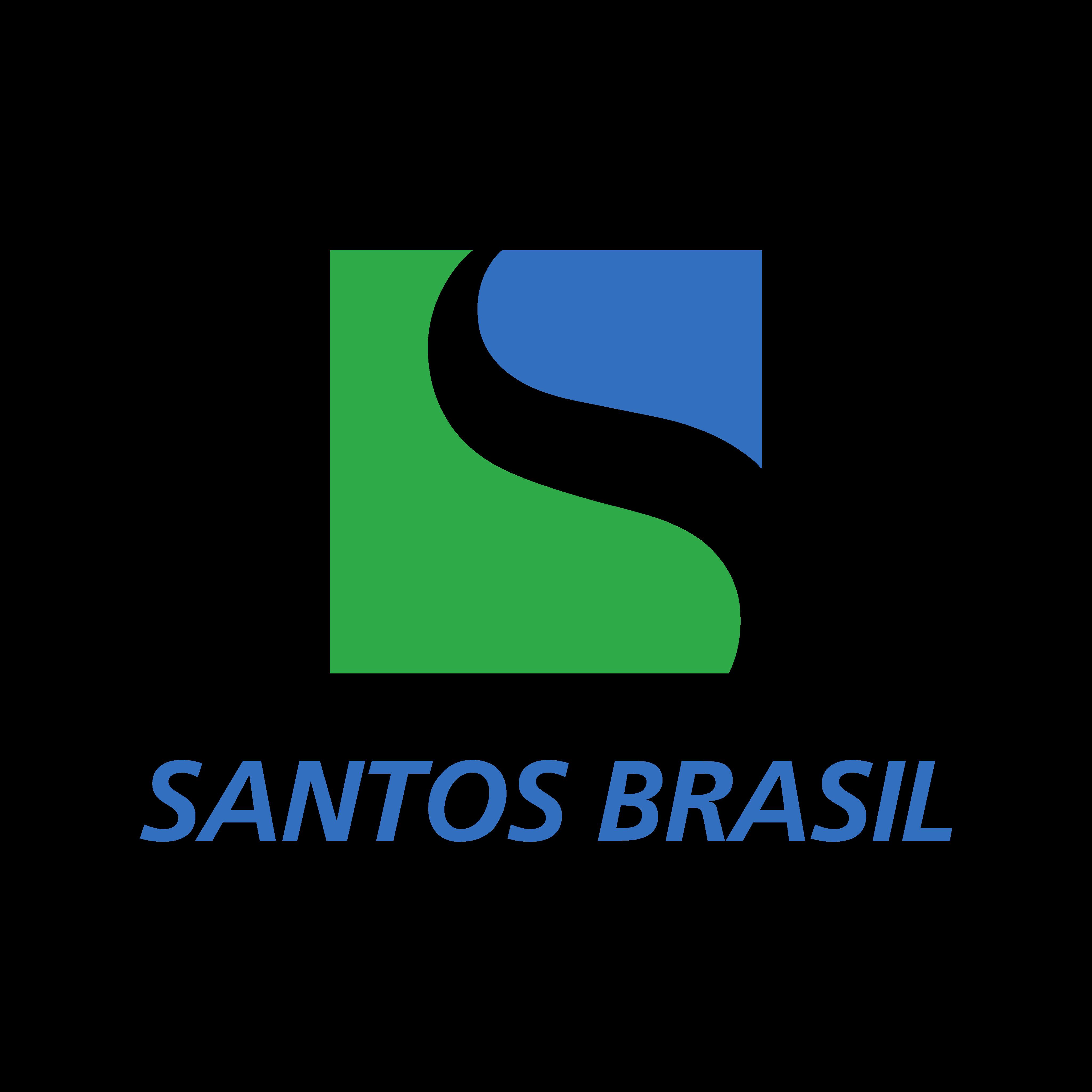 santos brasil logo 0 - Santos Brasil Logo