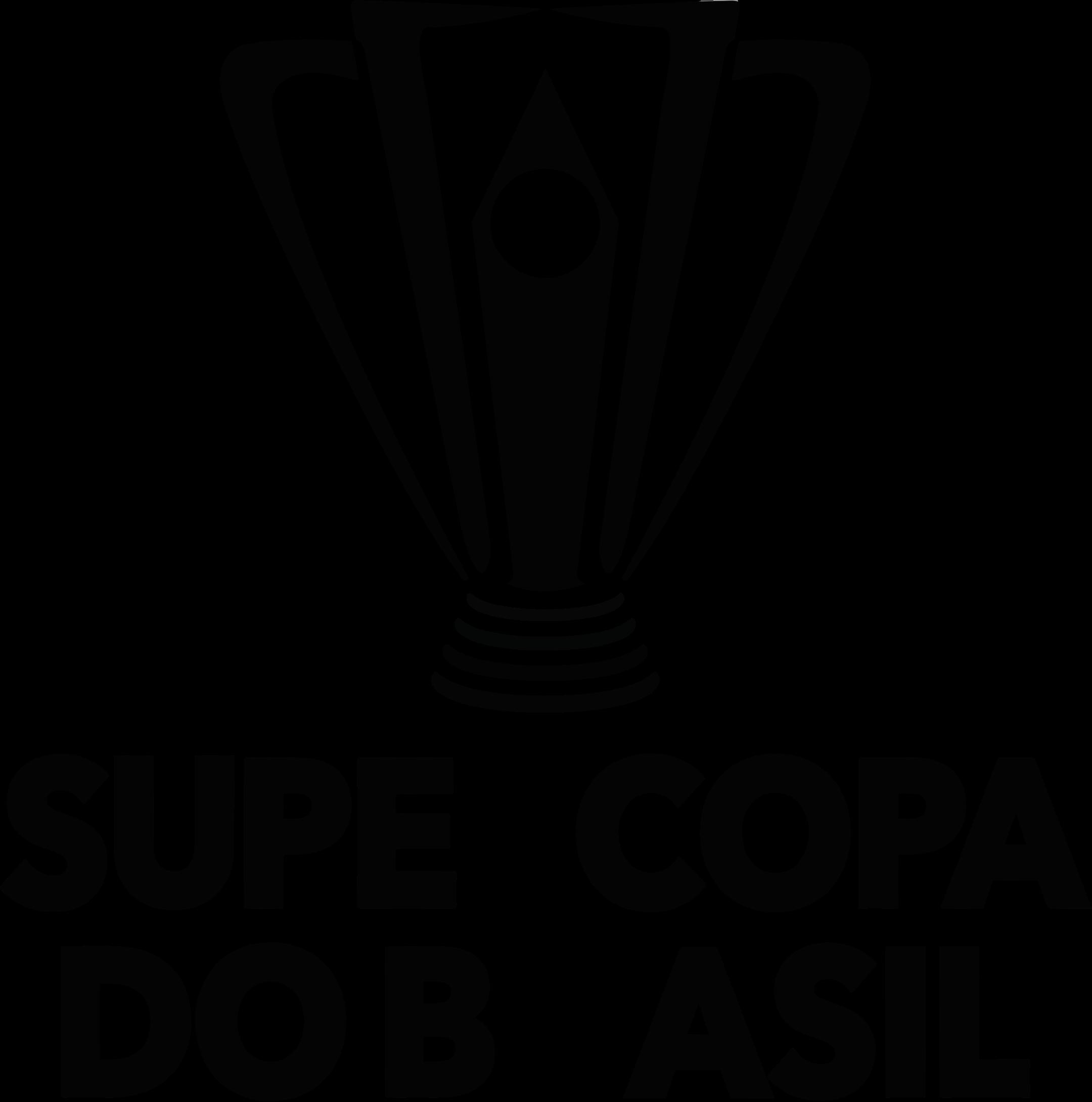 supercopa do brasil logo 1 - Supercopa Do Brasil Logo
