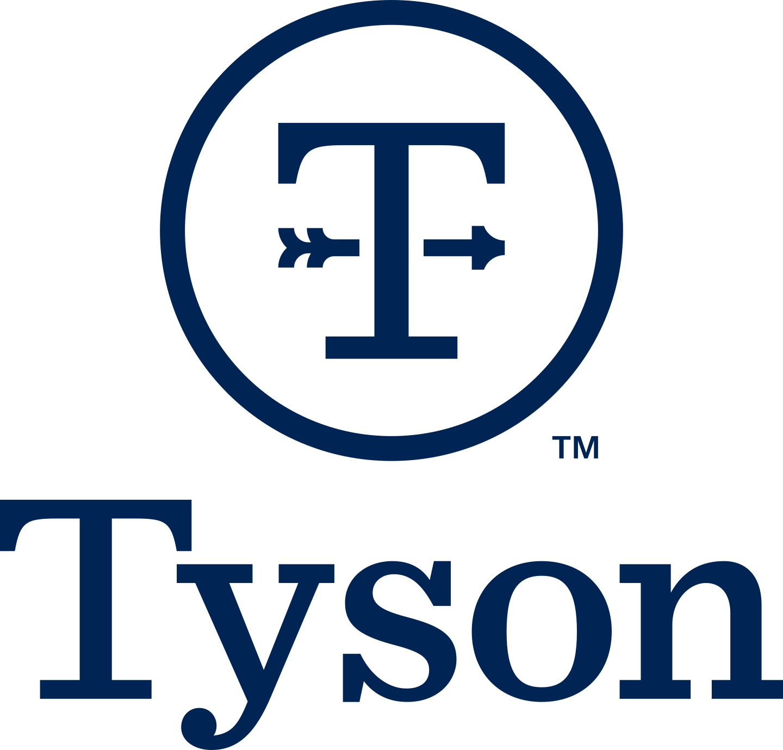 tyson foods logo 3 - Tyson Foods Logo