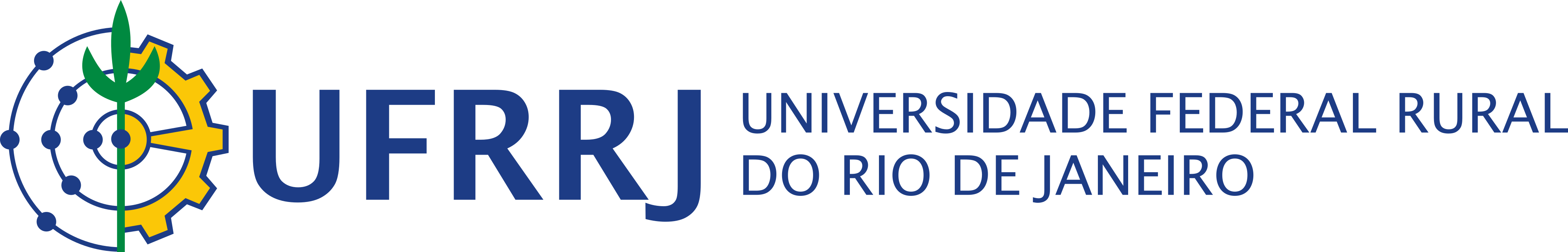 ufrrj logo 2 - UFRRJ Logo