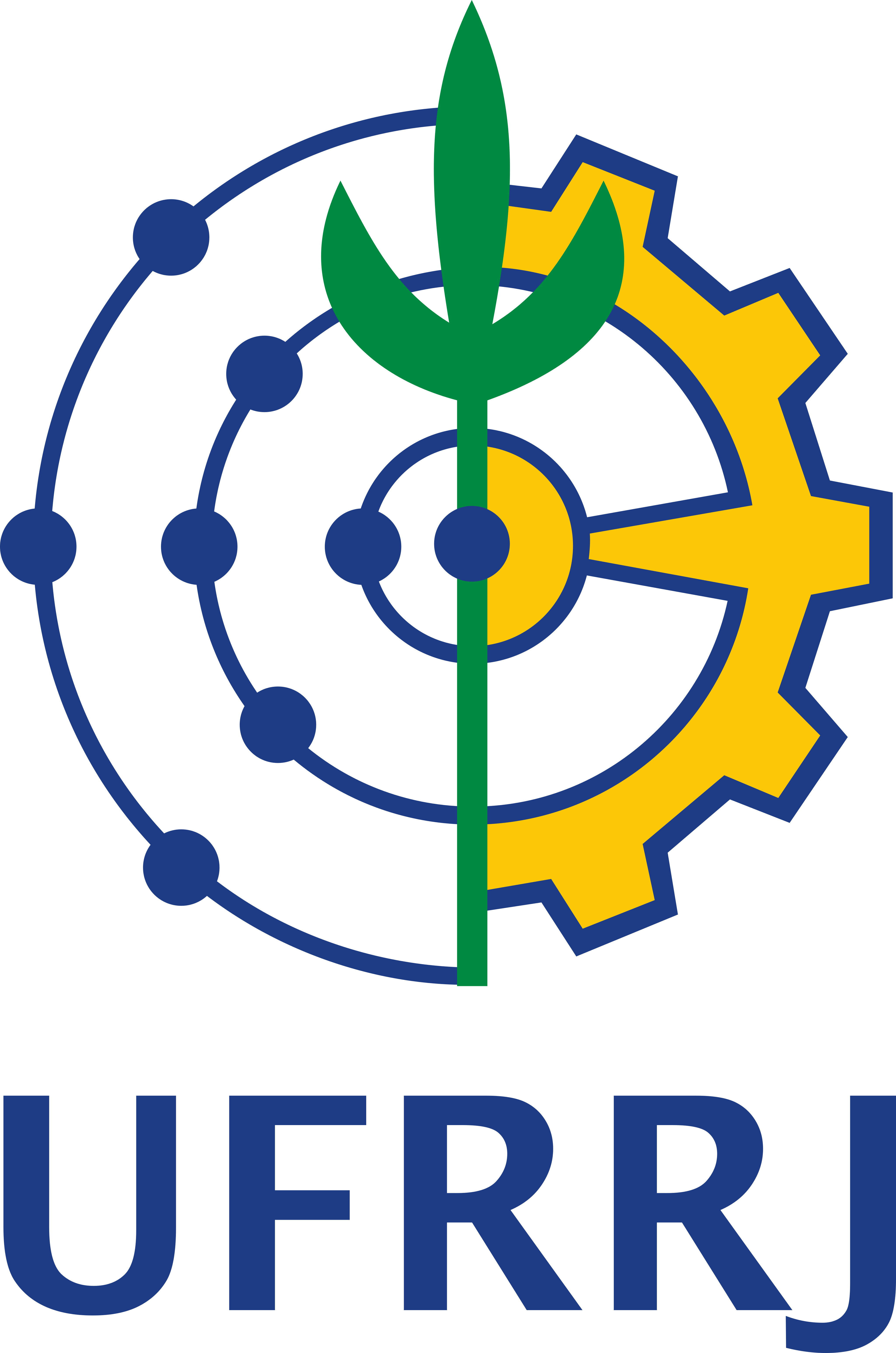 ufrrj logo - UFRRJ Logo