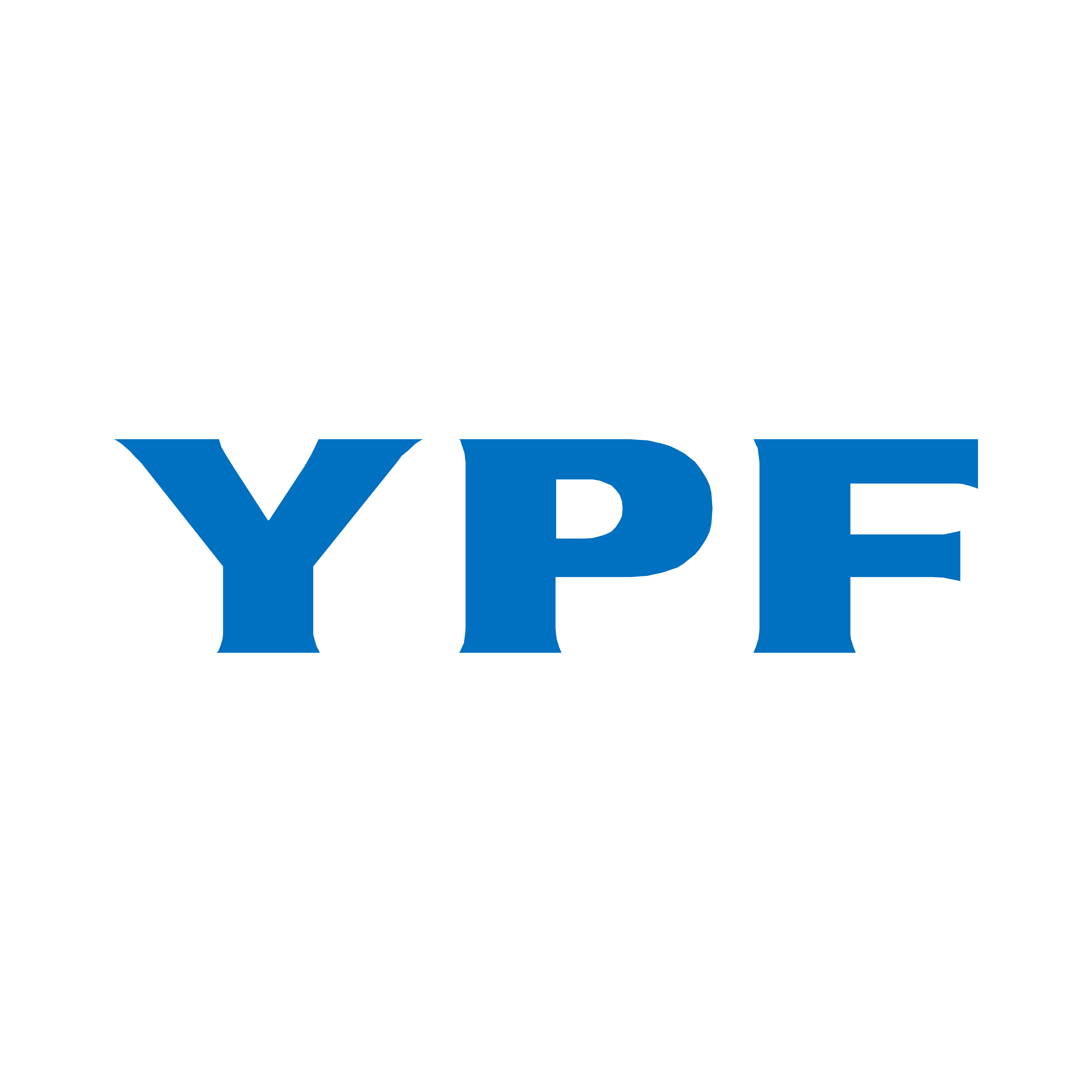 ypf logo 0 - YPF Logo