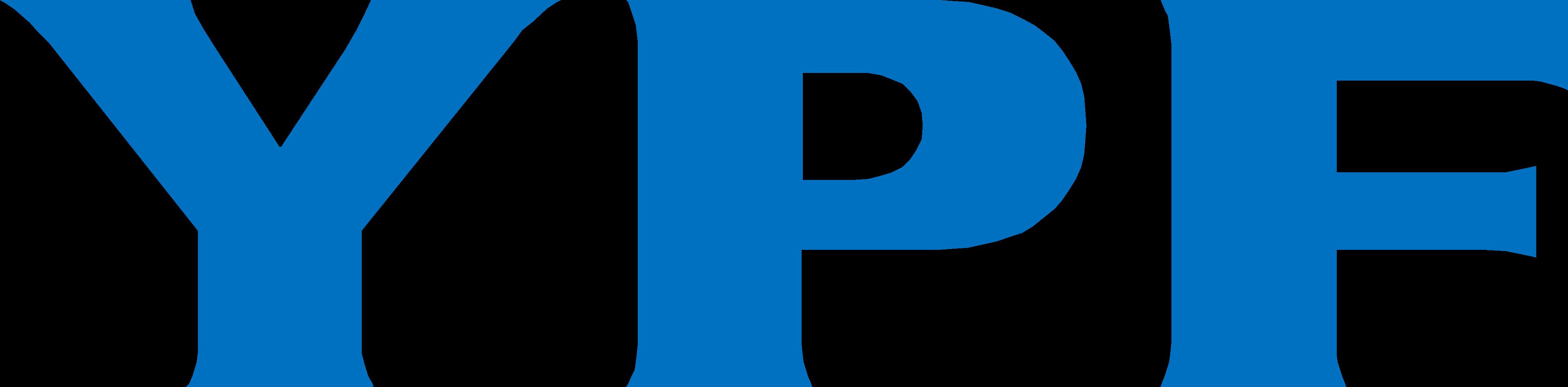 ypf logo 1 - YPF Logo