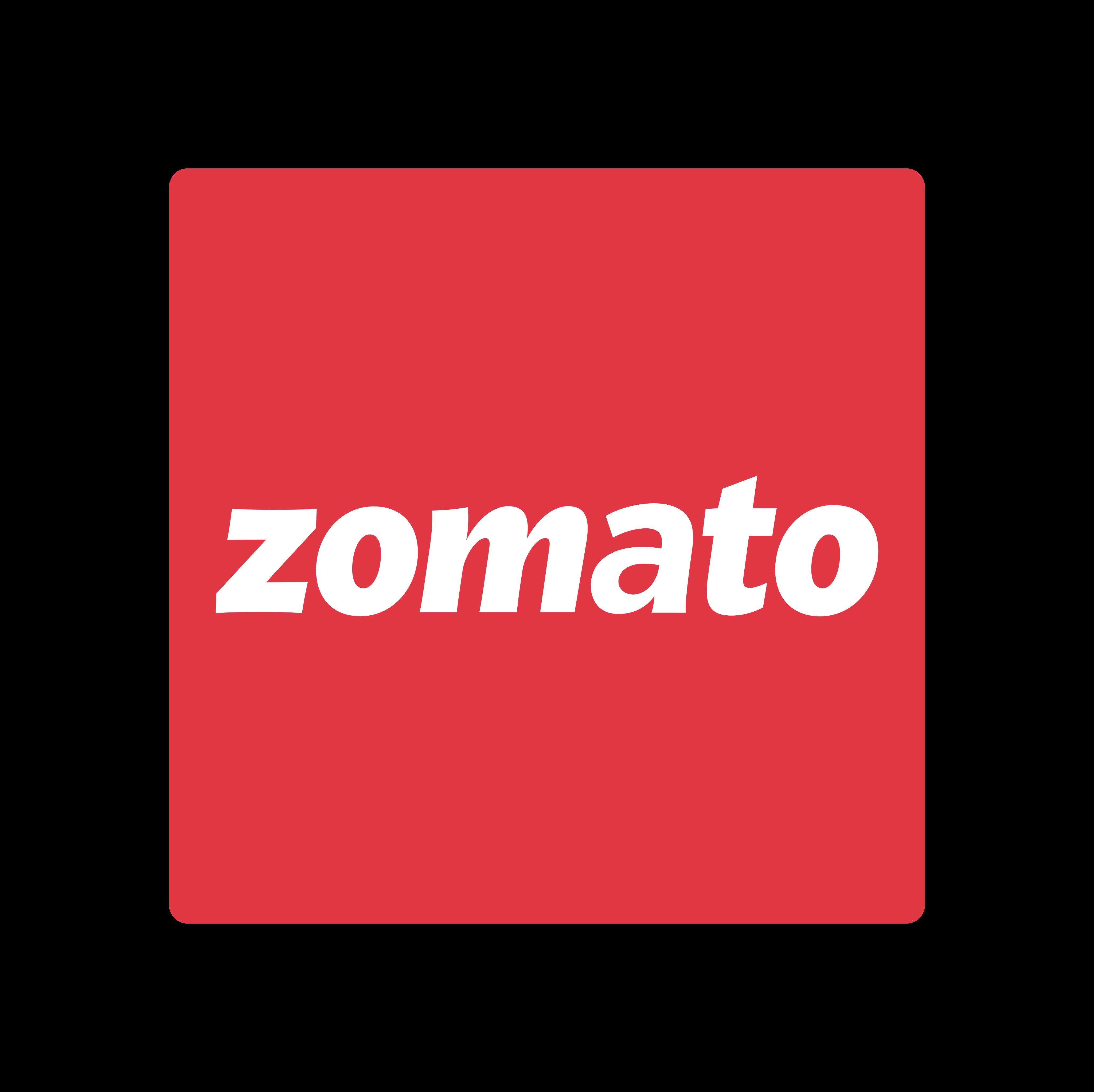 zomato logo 0 - Zomato Logo