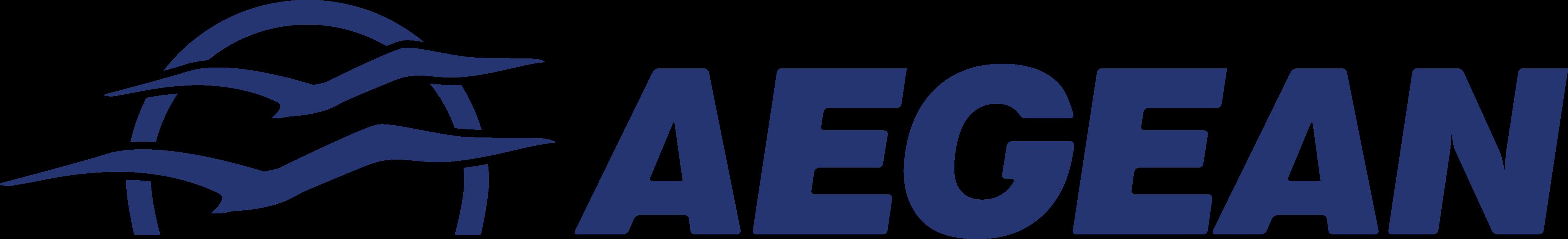 aegean logo - Aegean Airlines Logo
