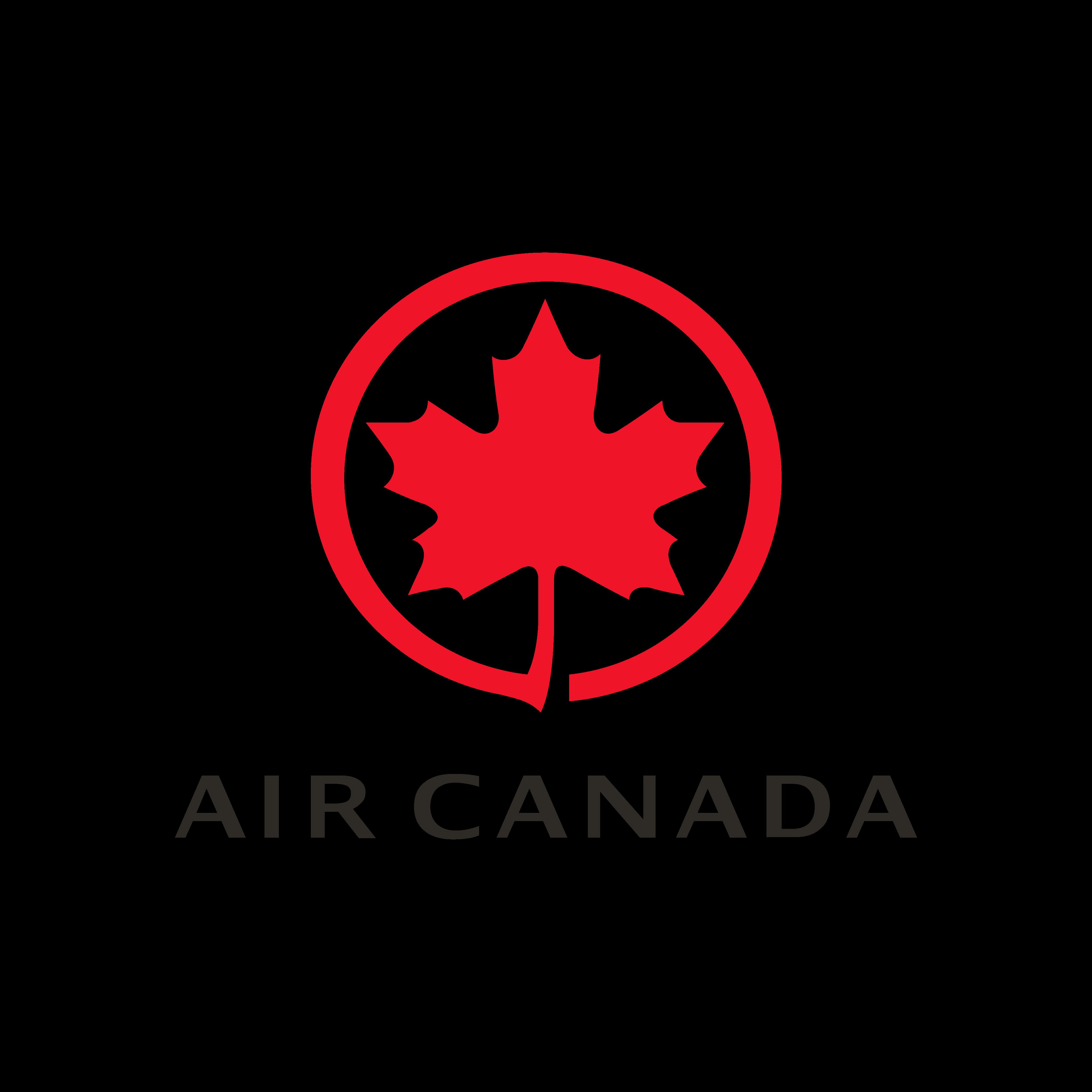 air canada logo 0 - Air Canada Logo