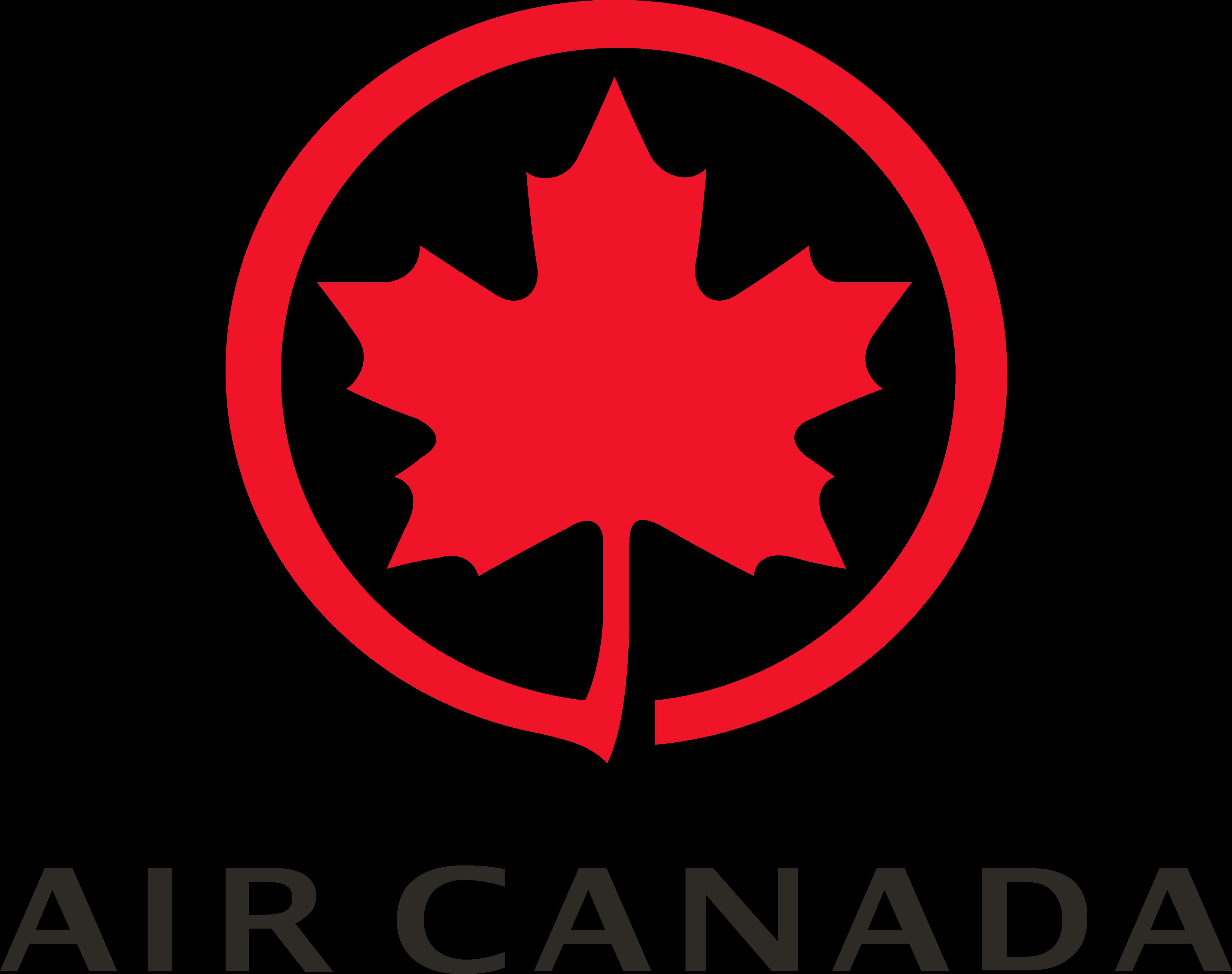 air canada logo 1 - Air Canada Logo