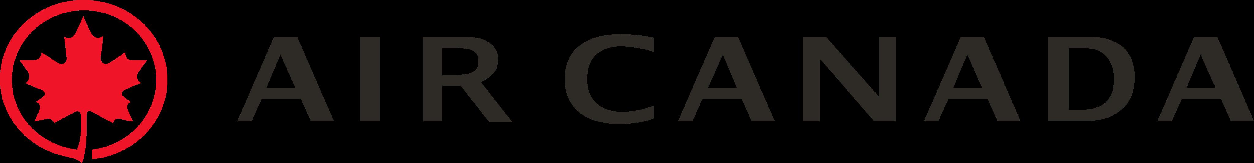 Air Canada Logo.