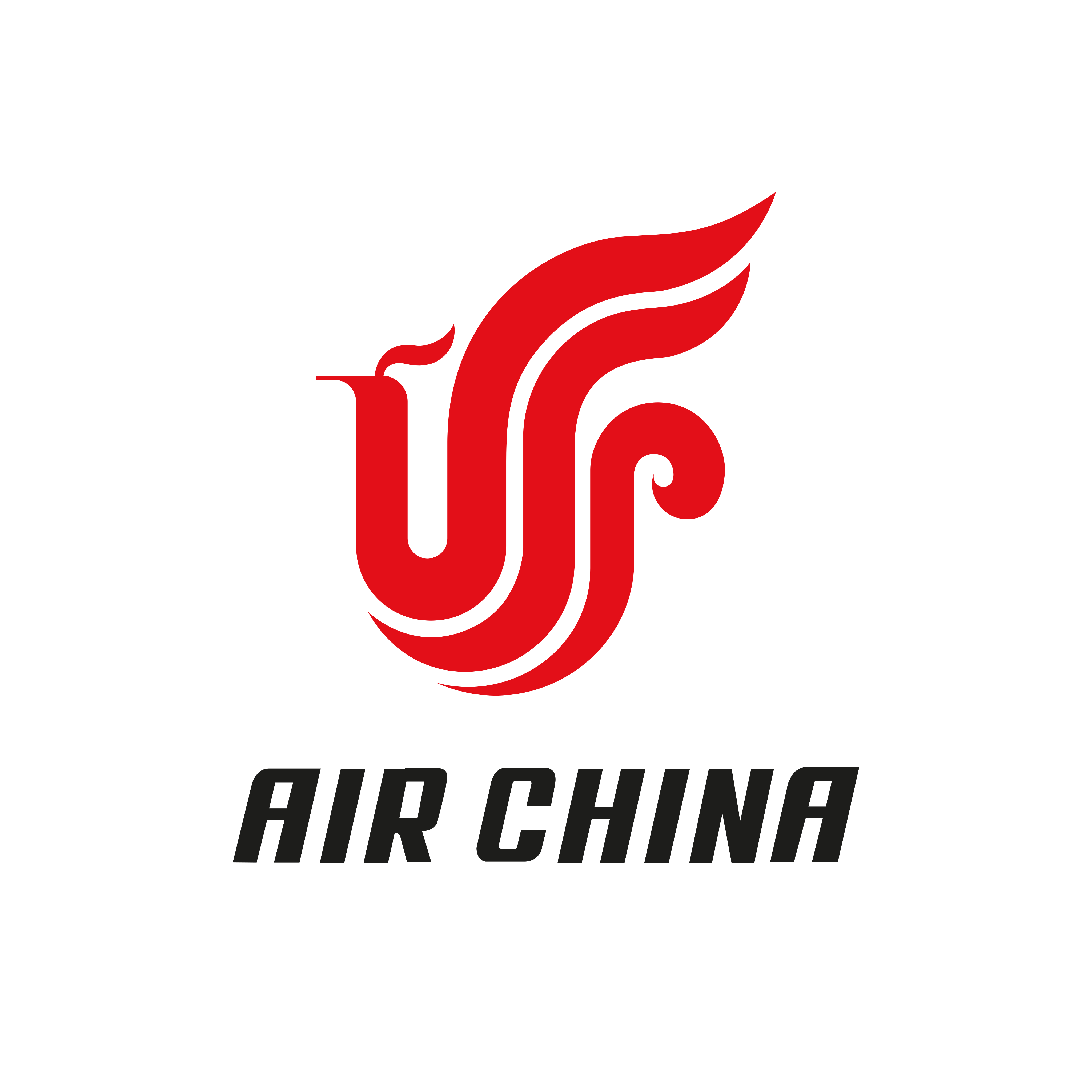 air china logo 0 - Air China Logo