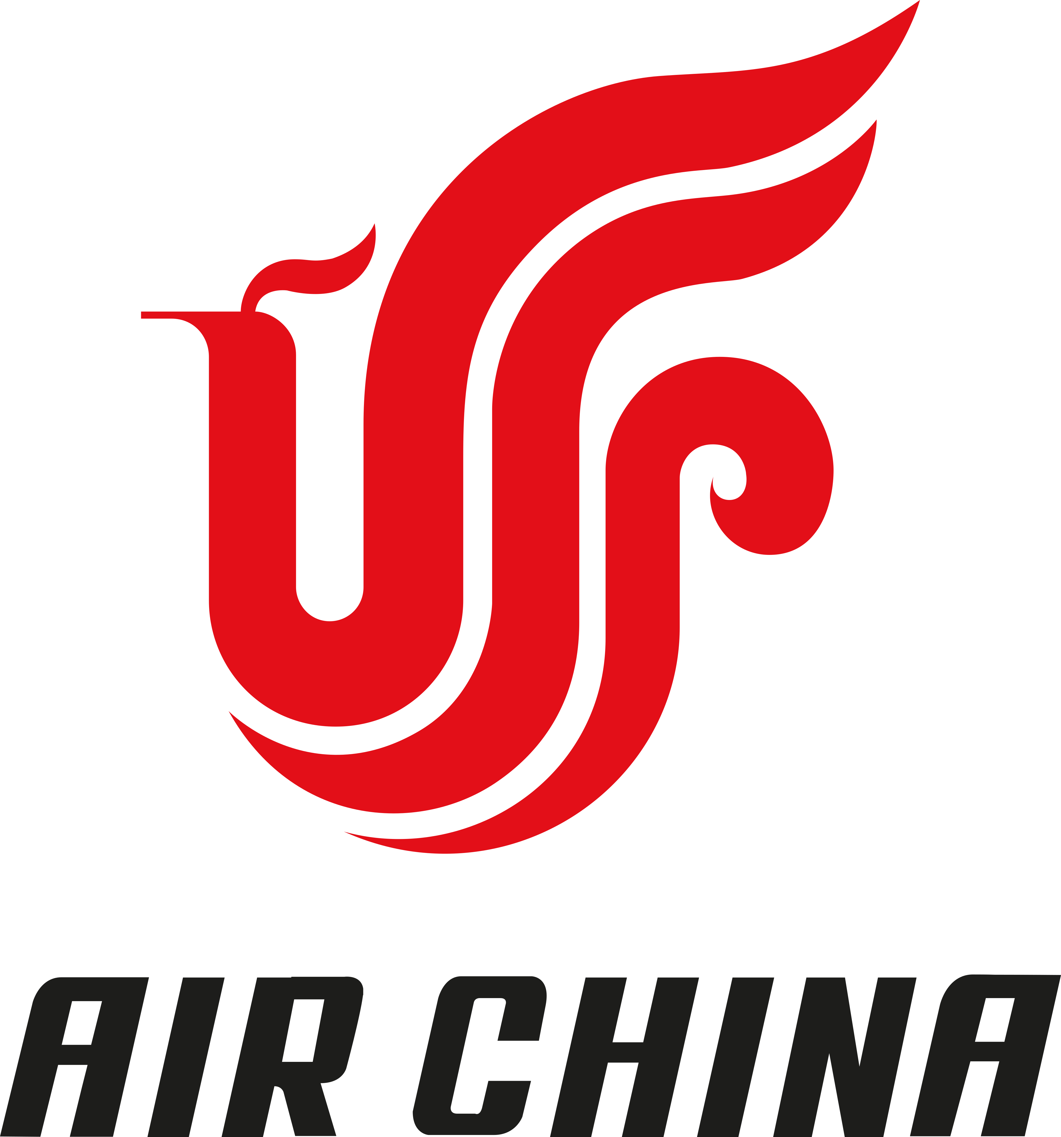 air china logo 3 - Air China Logo