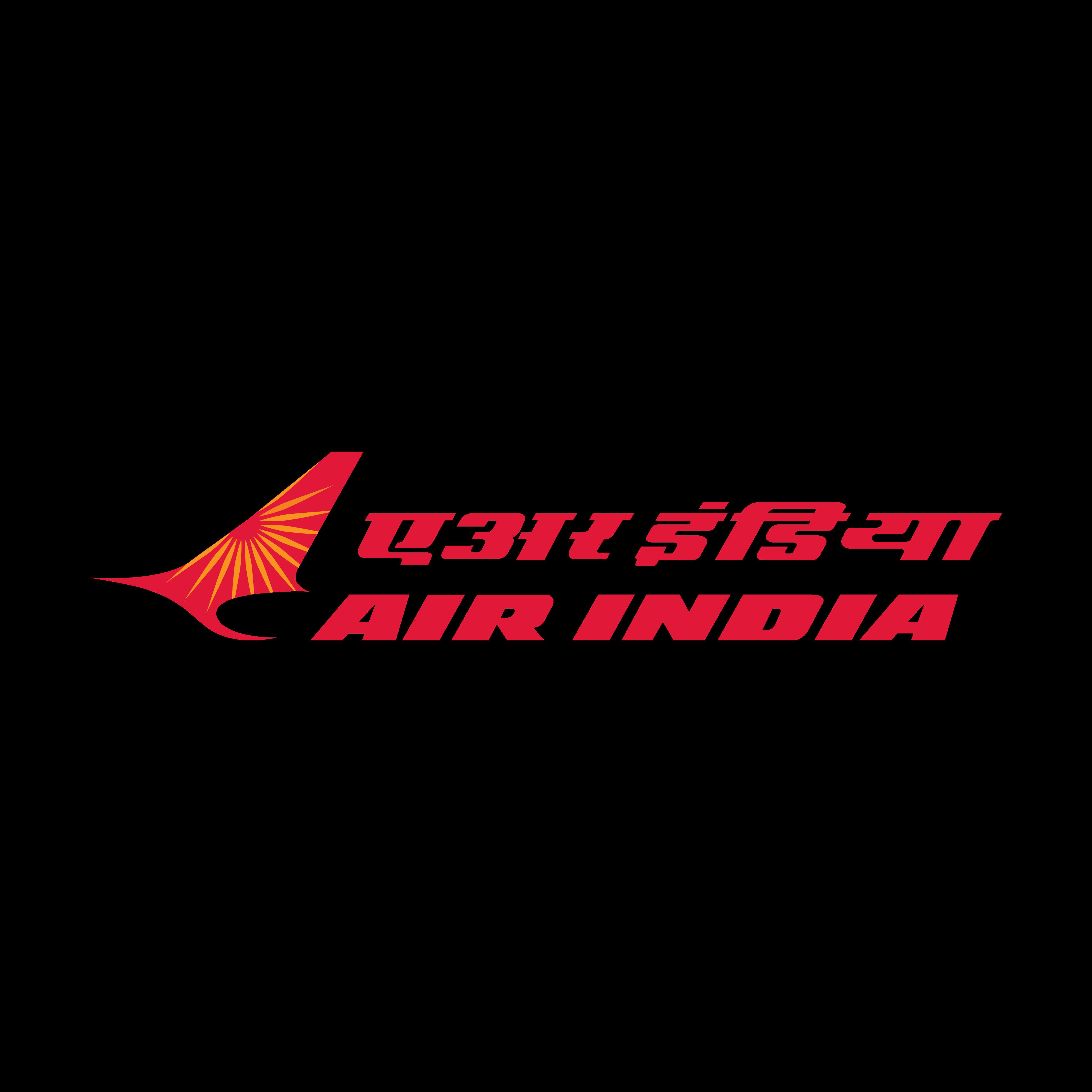 air india logo 0 - Air India Logo