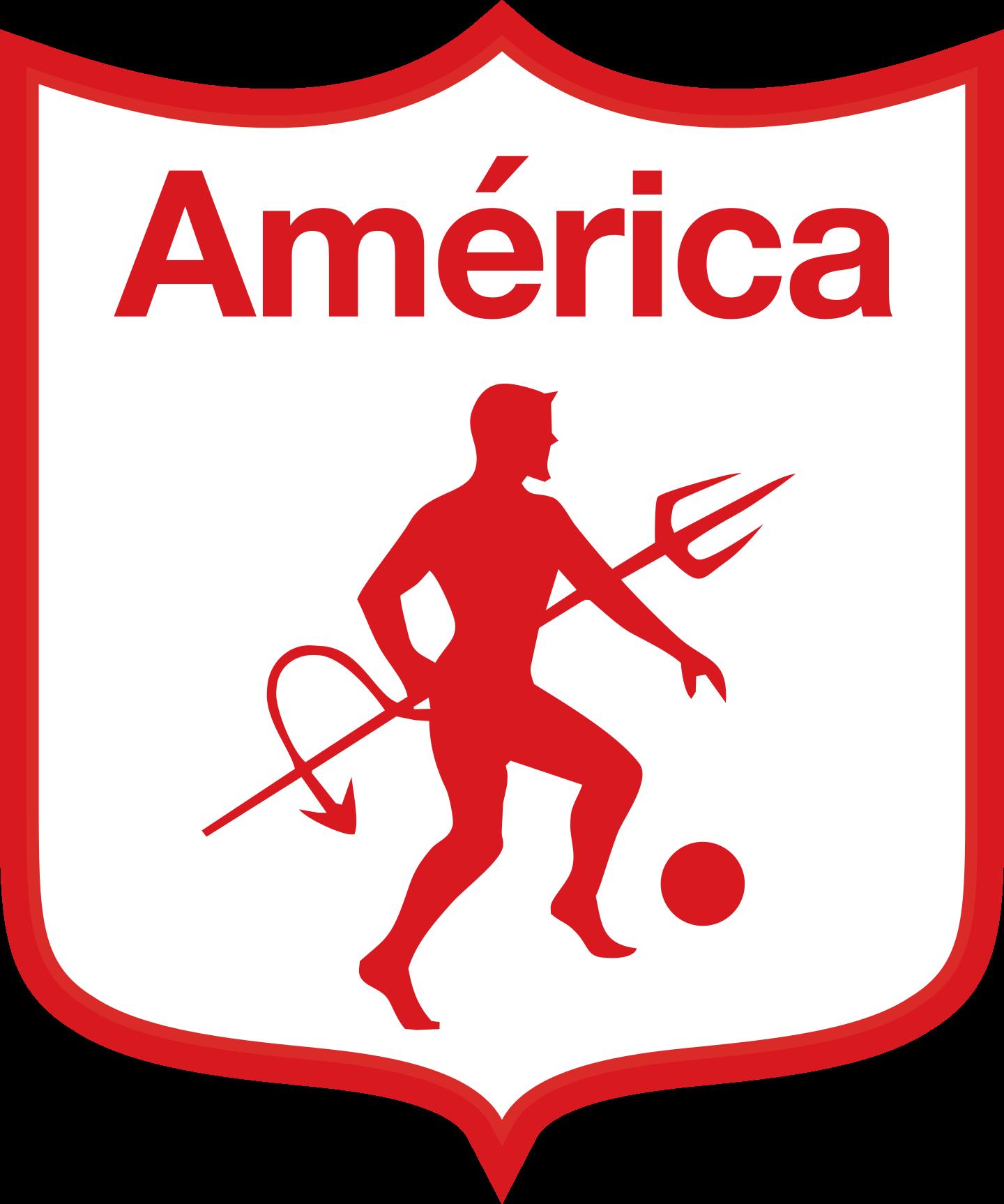 america de cali logo 2 - América de Cali Logo - Escudo