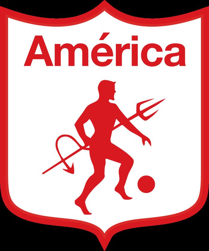 america de cali logo 3 - América de Cali Logo - Escudo