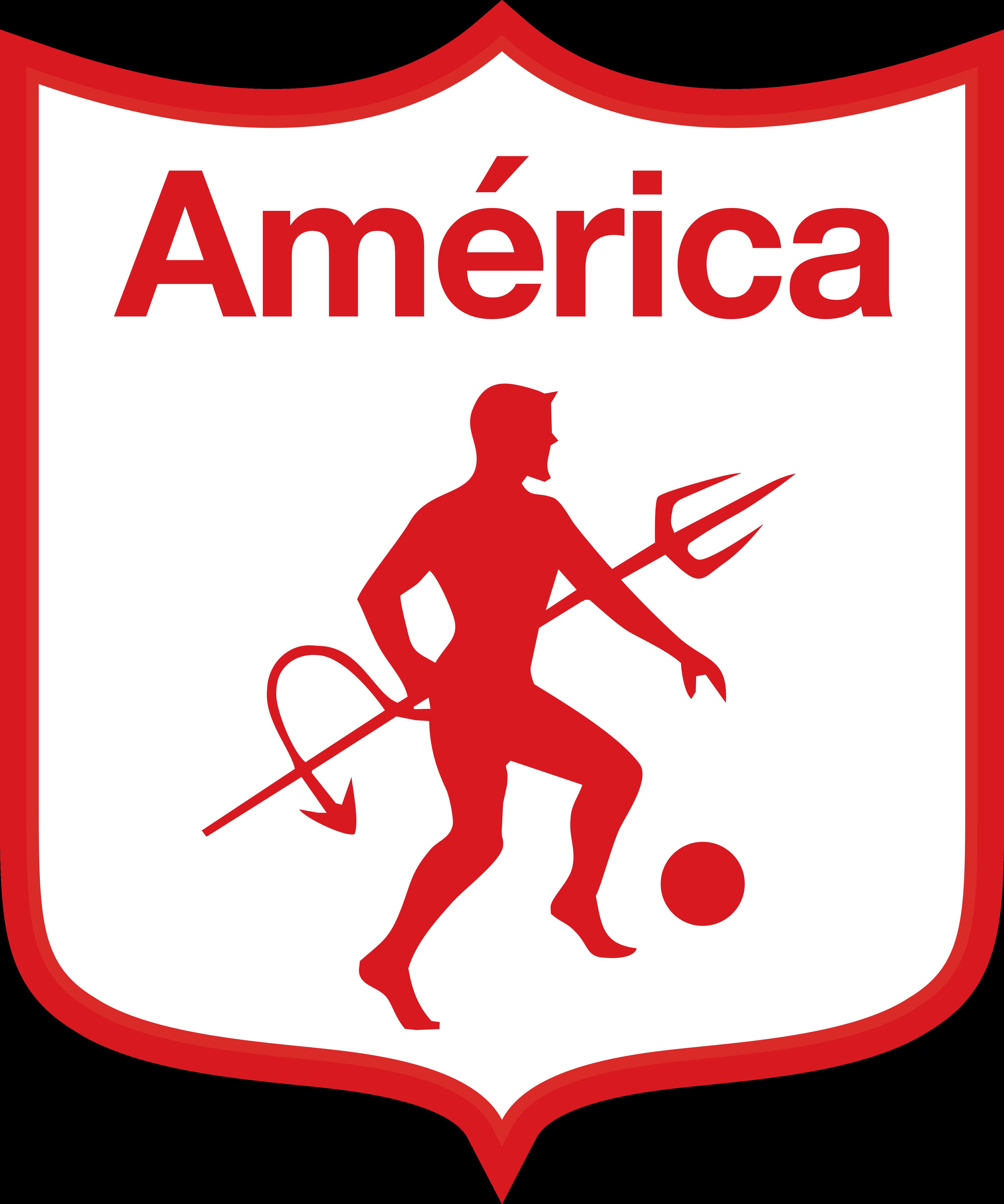 america de cali logo - América de Cali Logo - Escudo