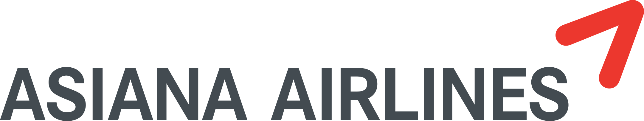 asiana airlines logo 1 - Asiana Airlines Logo