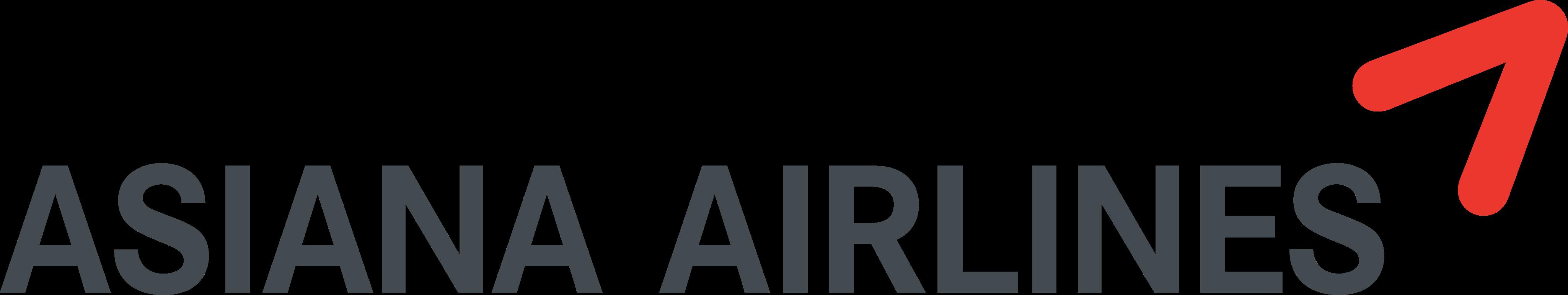 asiana airlines logo - Asiana Airlines Logo