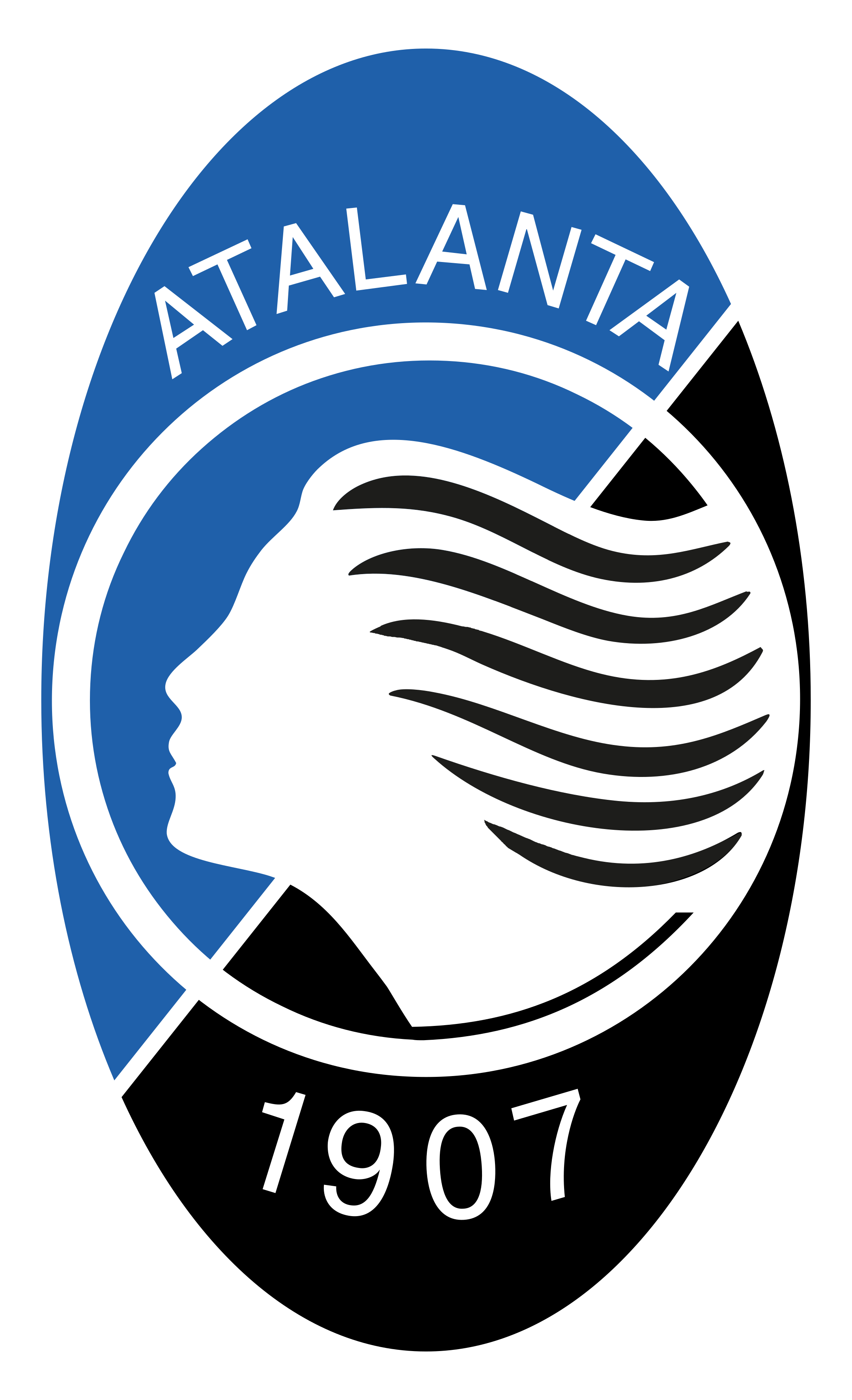 atalanta logo 1 - Atalanta BC Logo - Escudo