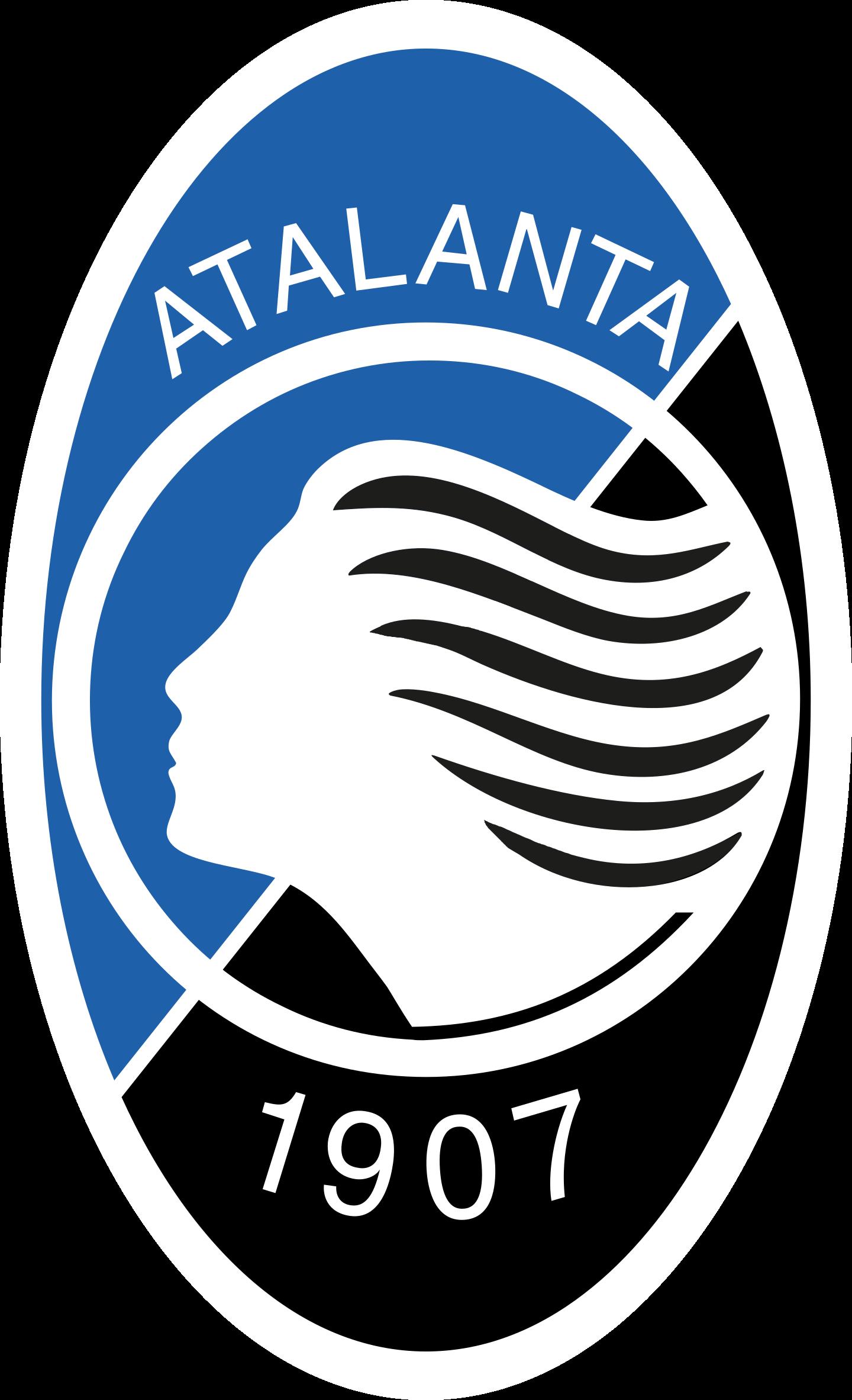 atalanta logo 2 - Atalanta BC Logo - Escudo