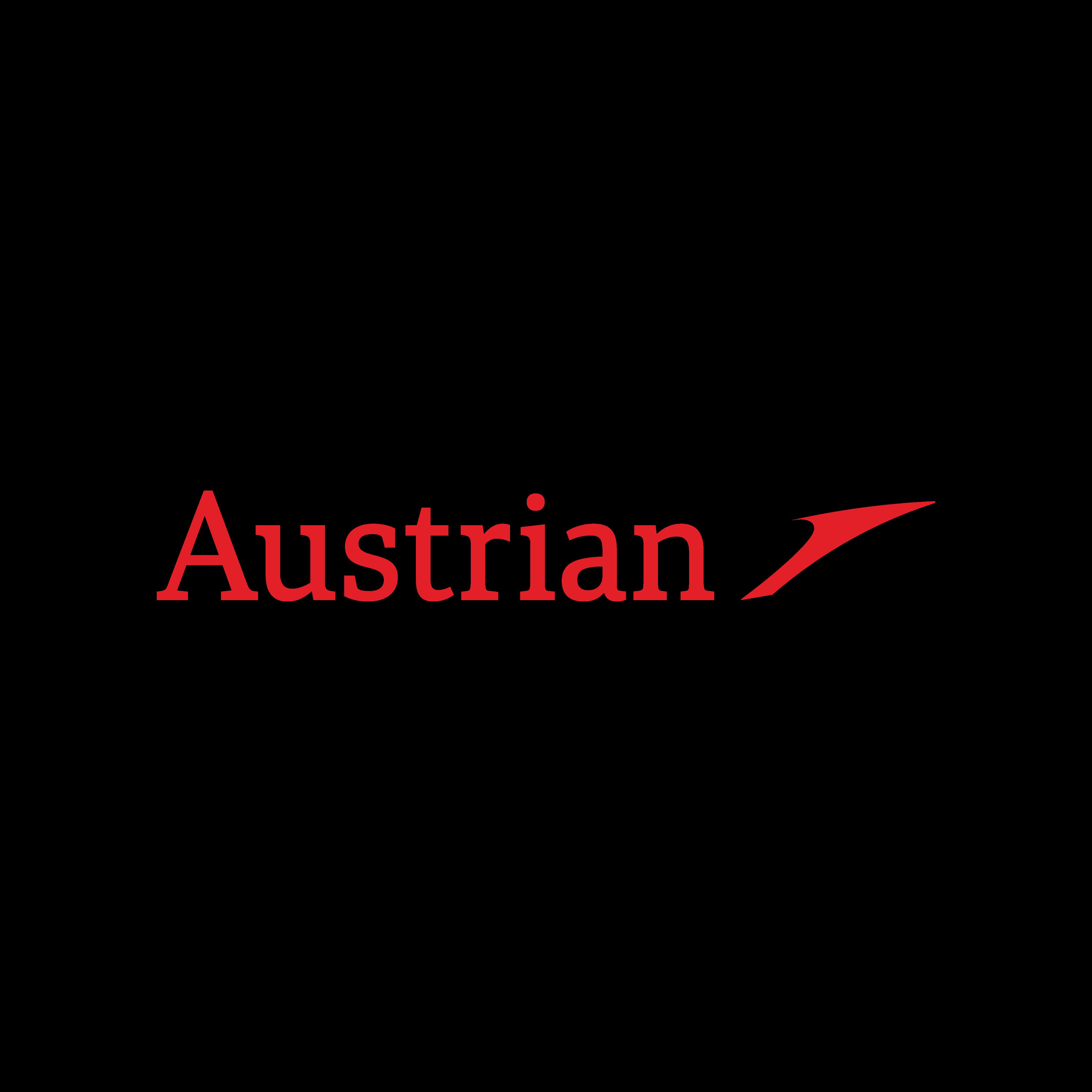 austrian airlines logo 0 - Austrian Airlines Logo