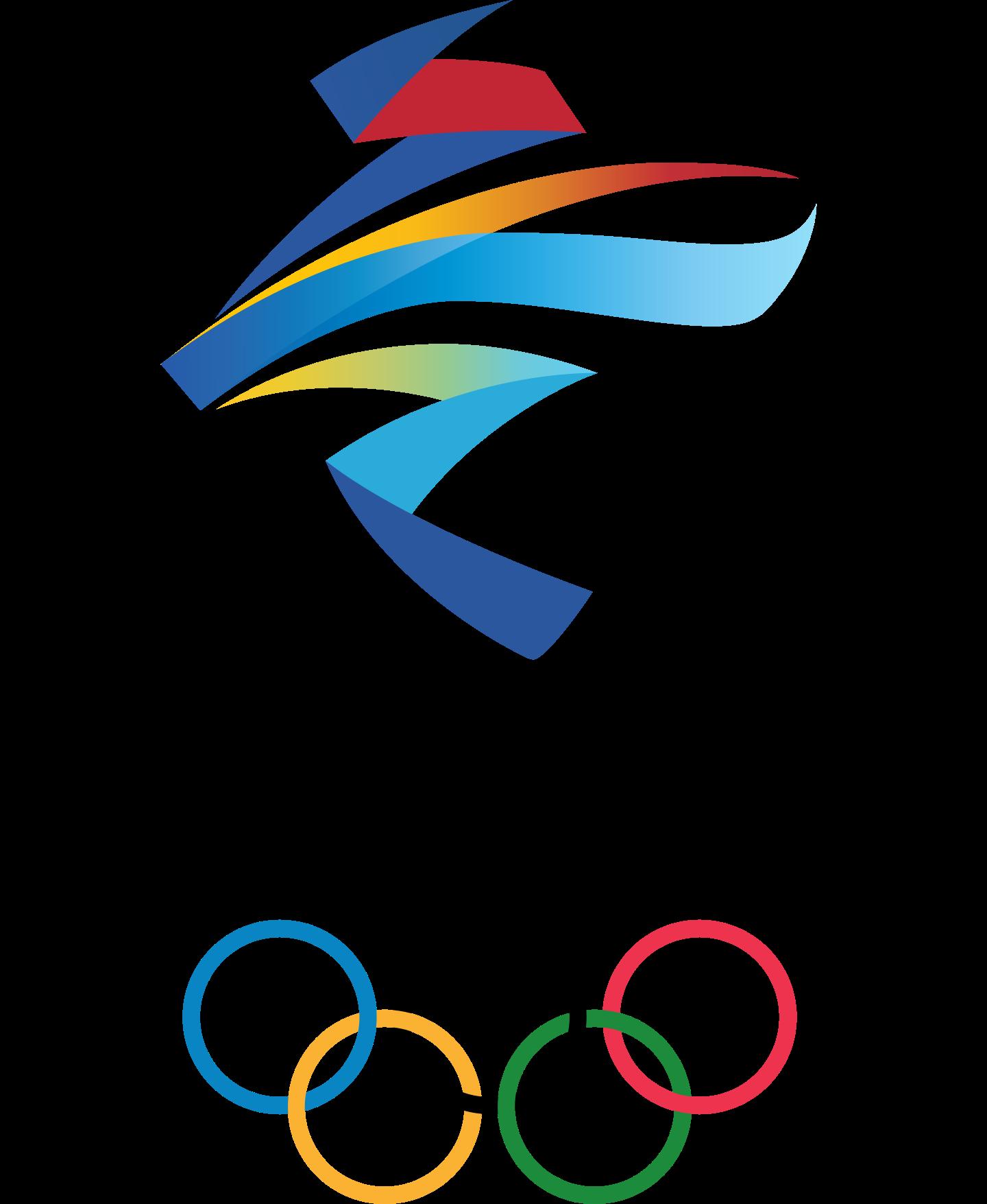 beijing 2022 logo 2 - Pekín 2022 Logo