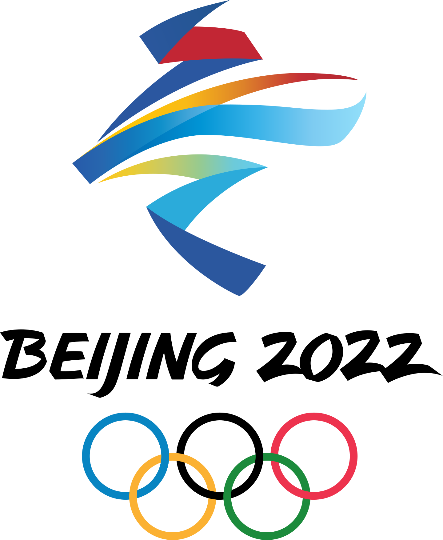beijing 2022 logo 2 - Beijing 2022 Logo