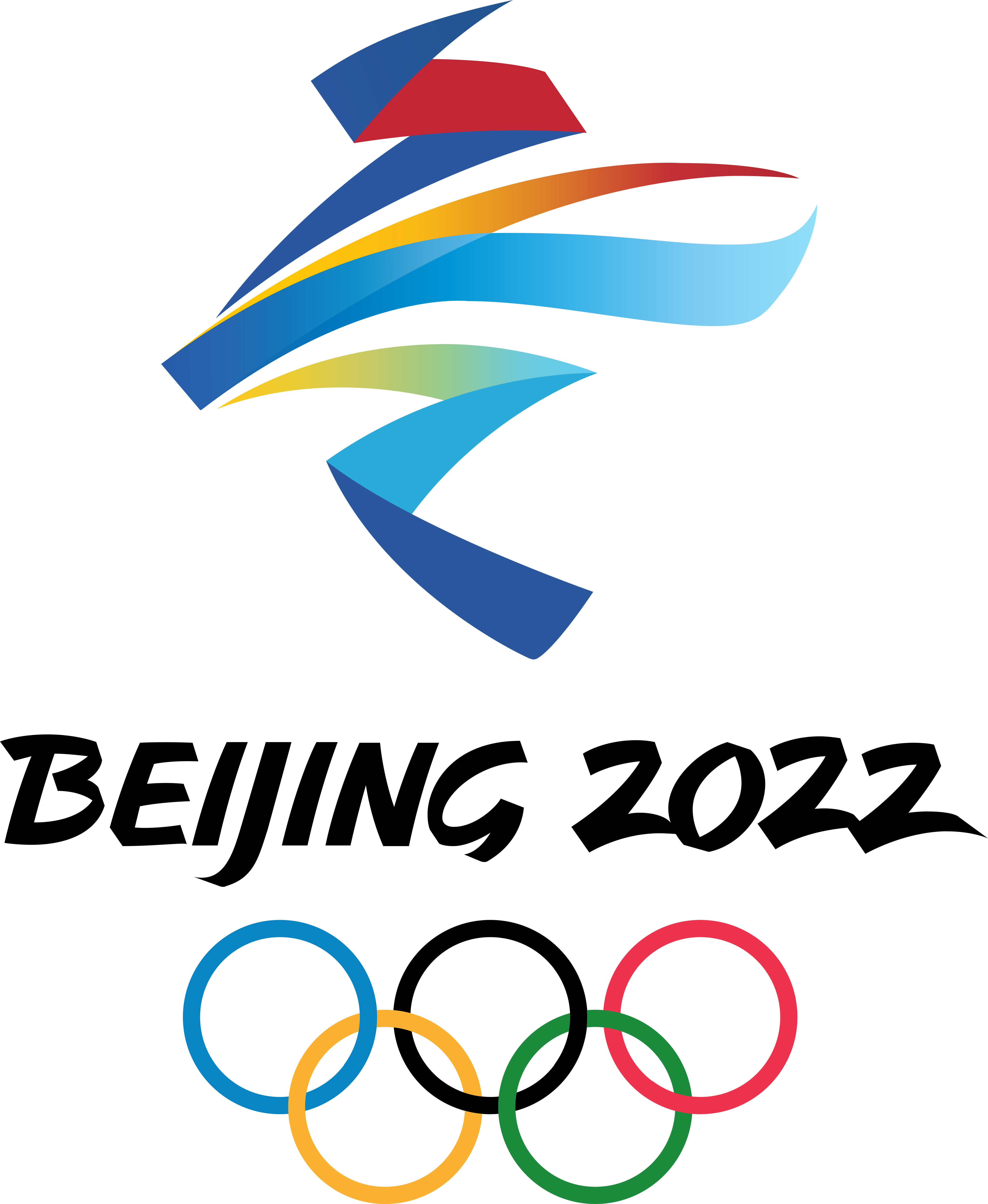 beijing 2022 logo - Beijing 2022 Logo