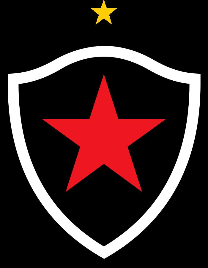 botafogo paraiba logo 3 - Botafogo da Paraíba Logo - Escudo