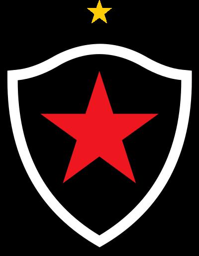 botafogo paraiba logo 4 - Botafogo da Paraíba Logo - Escudo