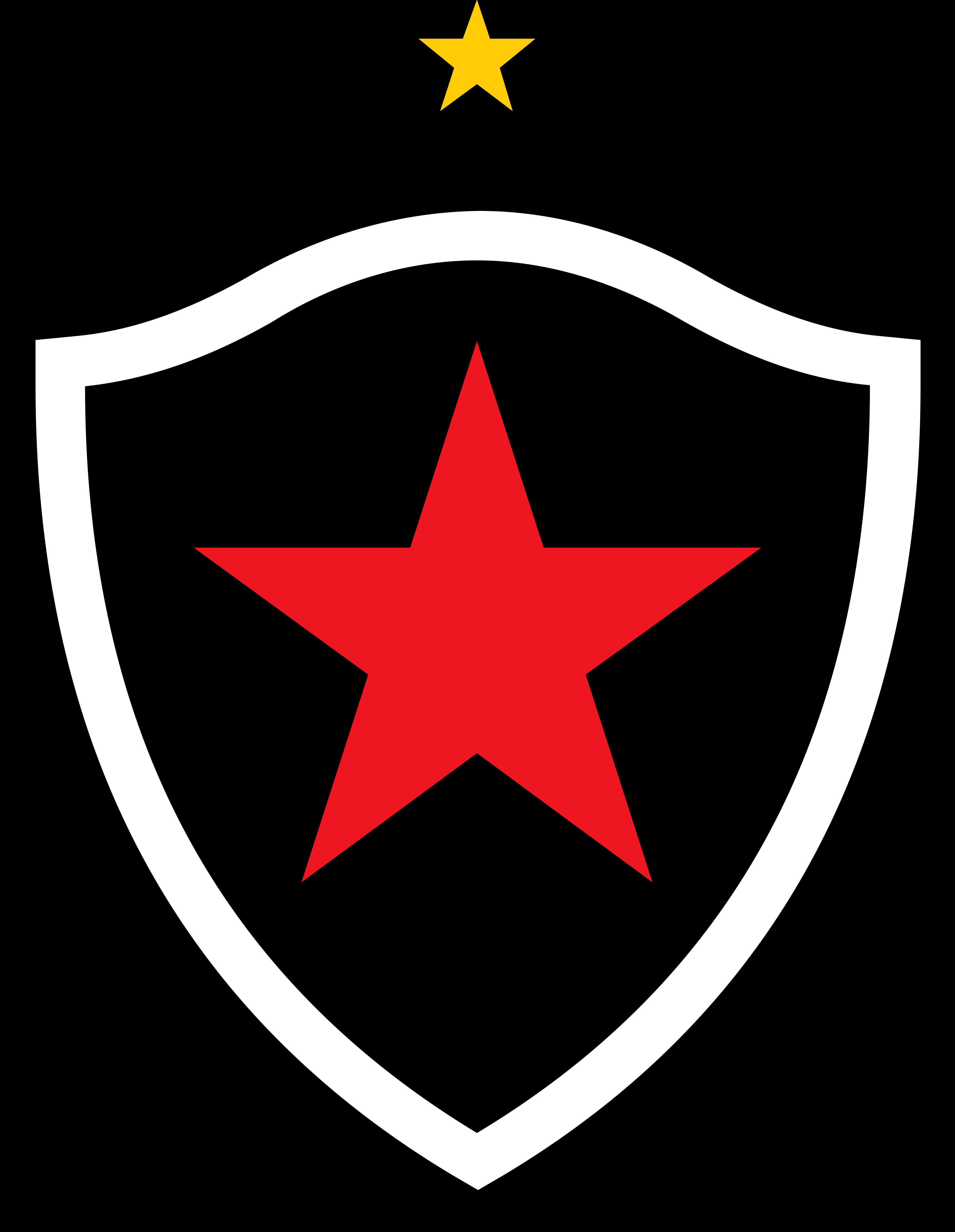 botafogo paraiba logo - Botafogo da Paraíba Logo - Escudo