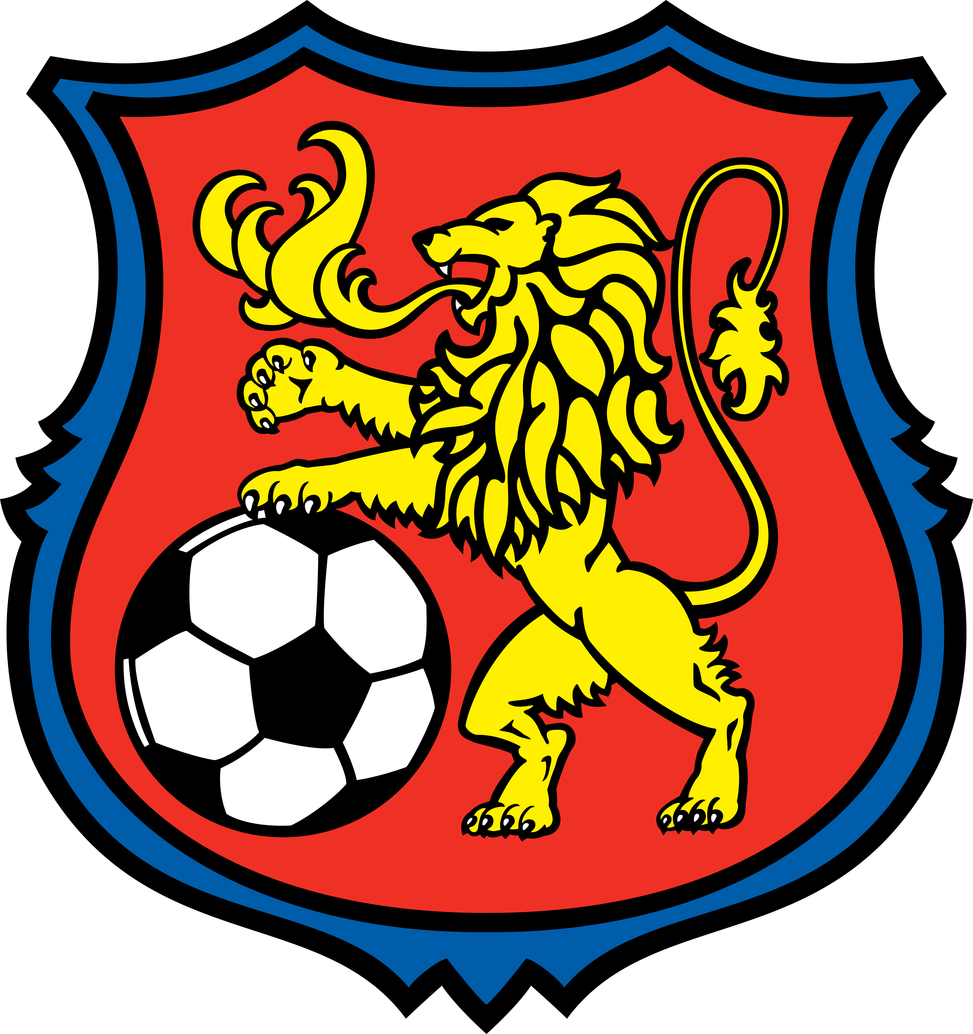 caracas fc logo 1 - Caracas FC Logo
