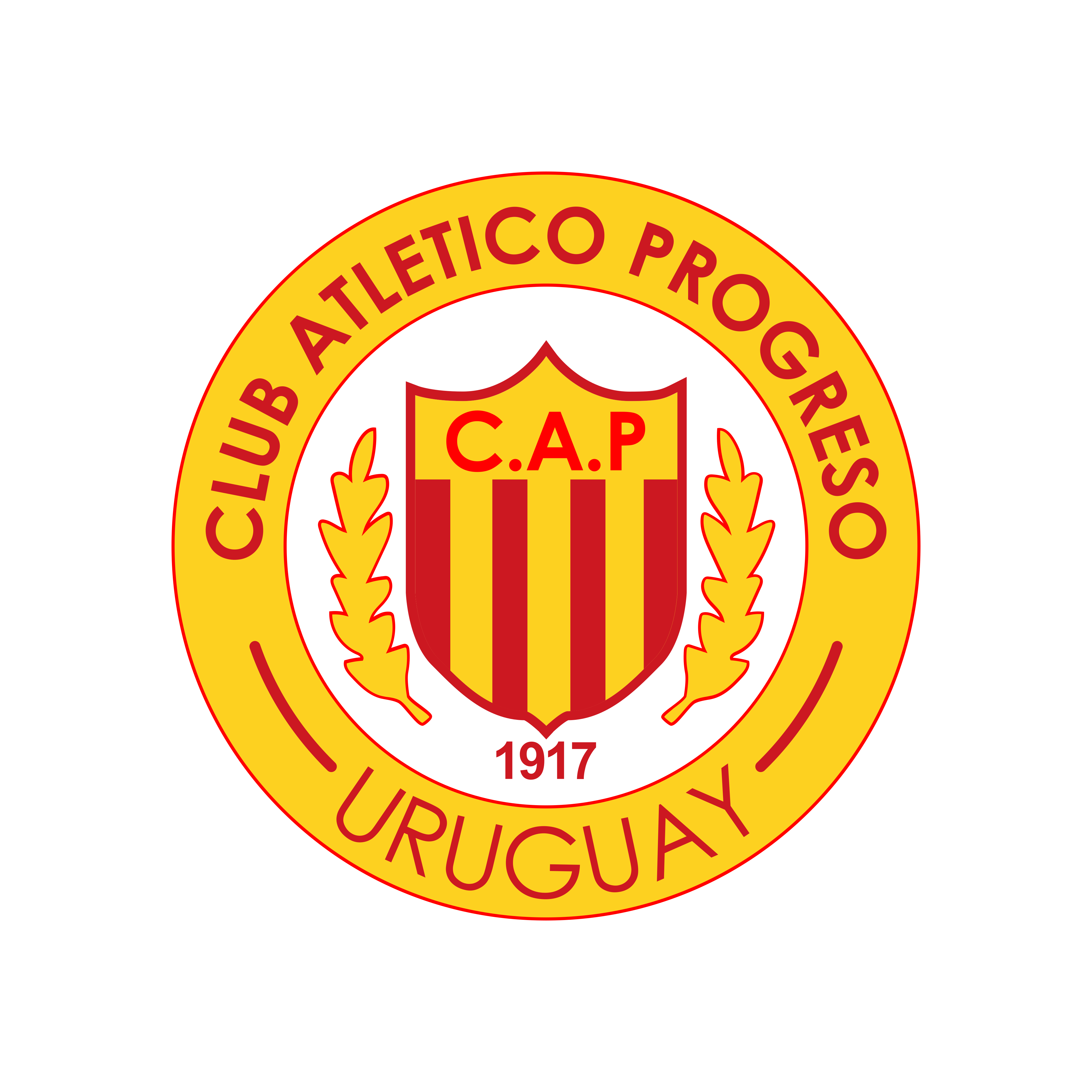 cd progreso logo escudo 0 - Club Atlético Progreso Logo - Escudo