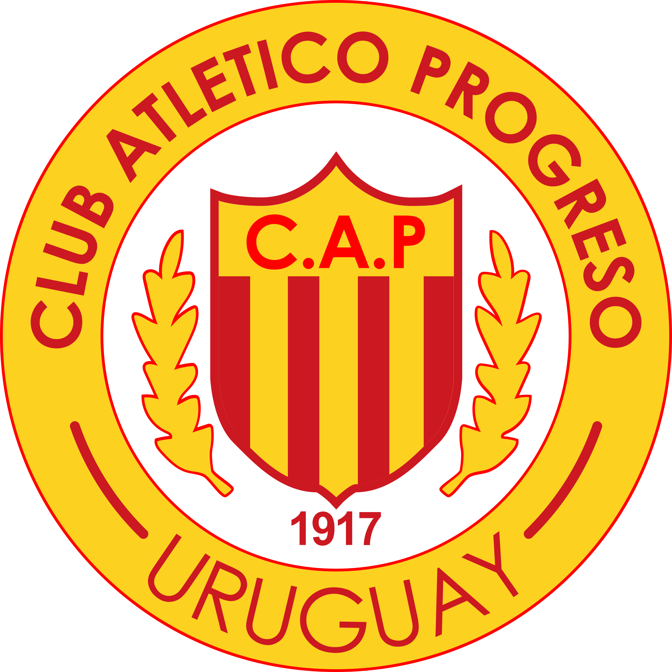 cd progreso logo escudo 1 - Club Atlético Progreso Logo - Escudo