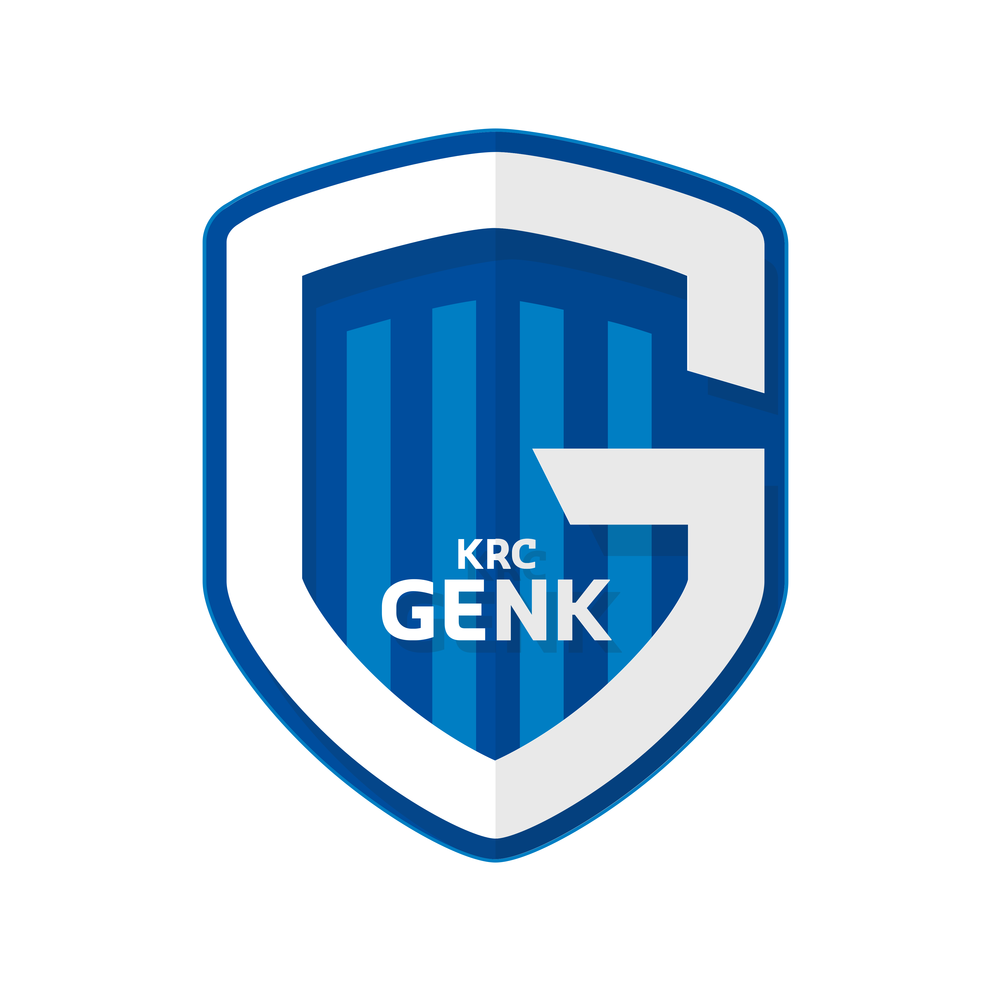 club genk logo 0 - K.R.C. Genk Logo