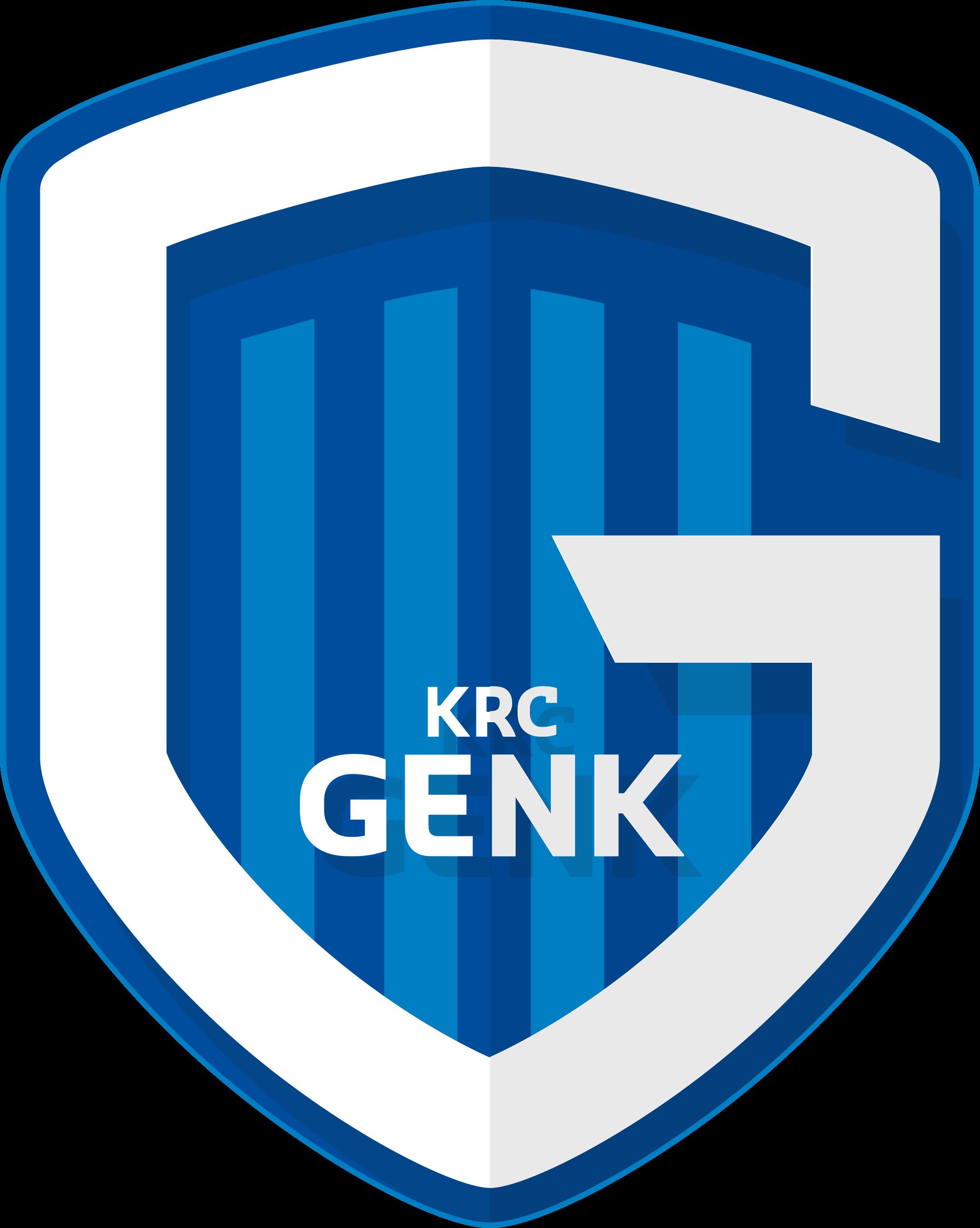 club genk logo 1 - K.R.C. Genk Logo